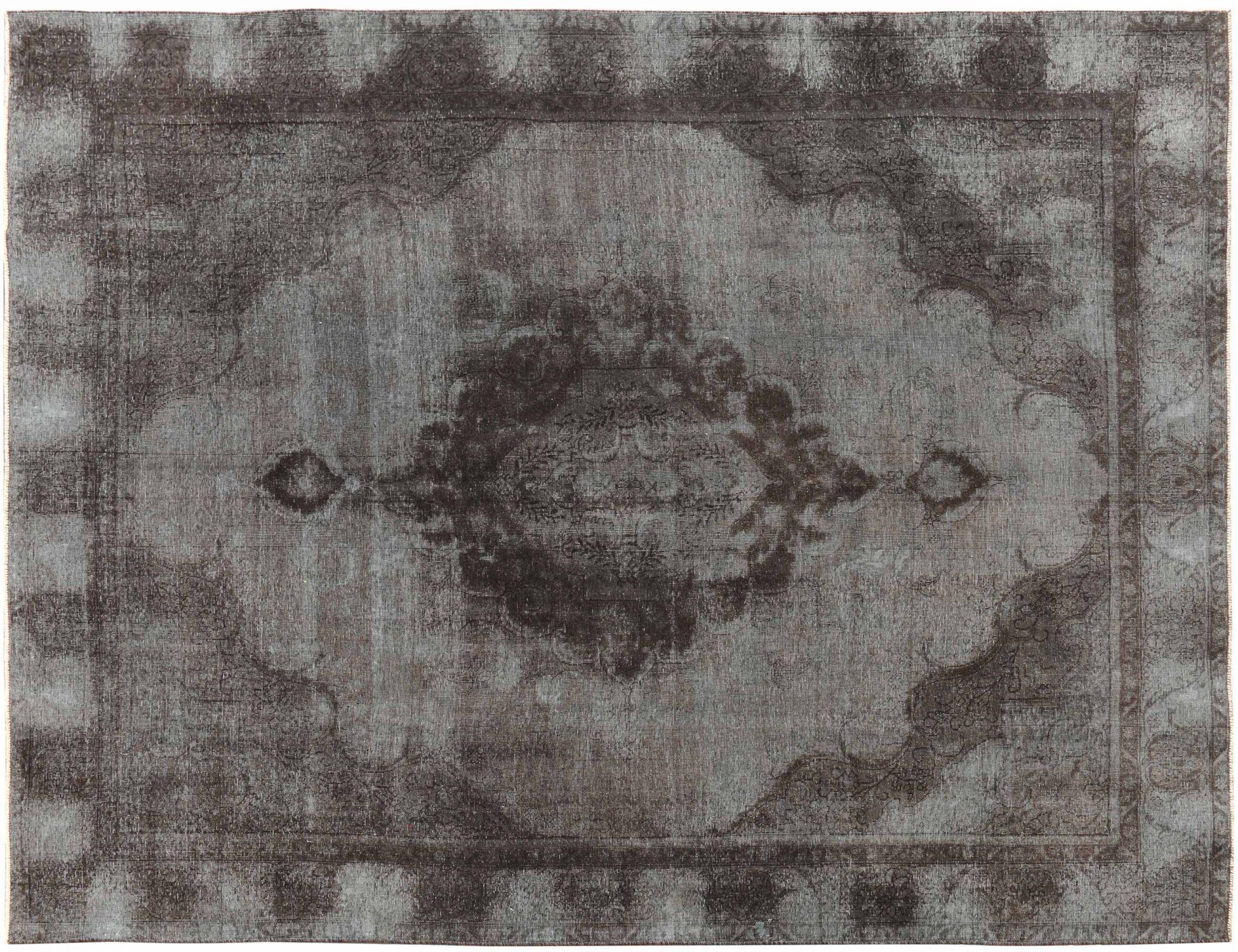 Tappeto Vintage  nero <br/>381 x 281 cm