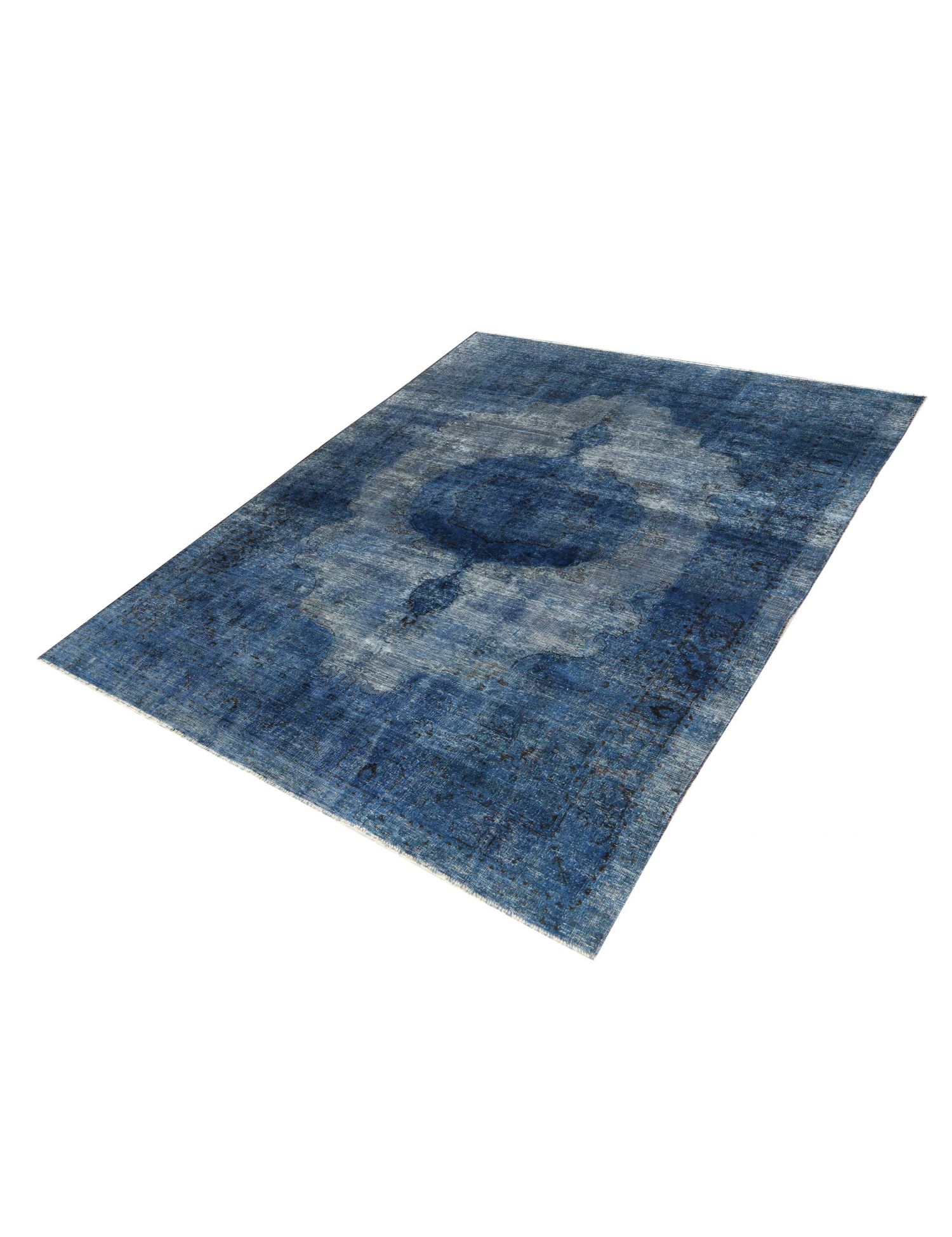 Tappeto Vintage  blu <br/>270 x 190 cm
