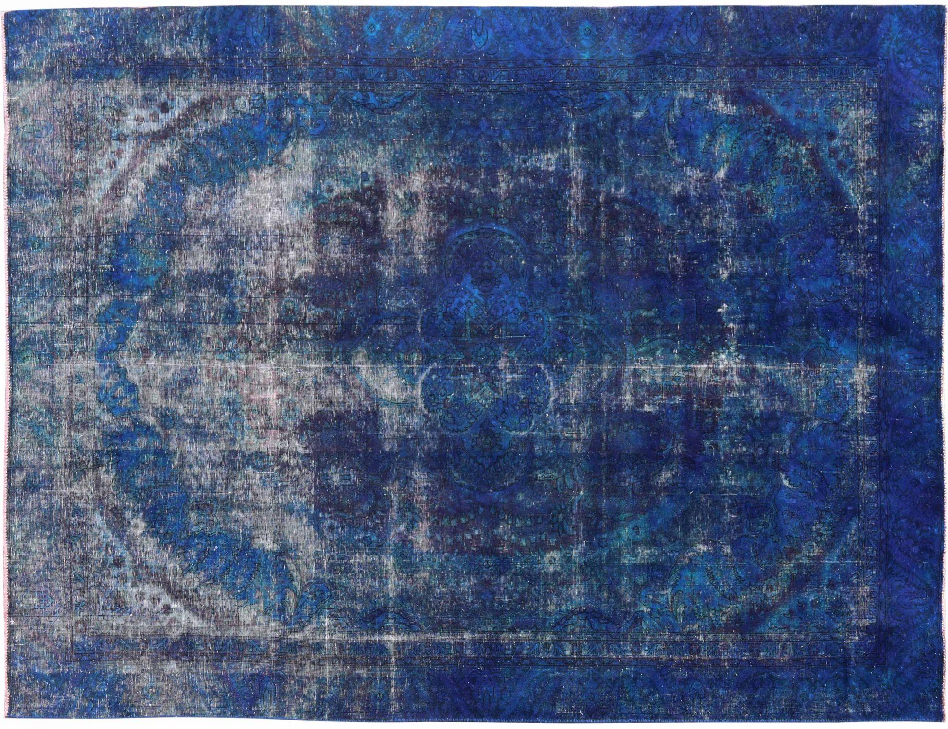 Tappeto Vintage  blu <br/>360 x 263 cm