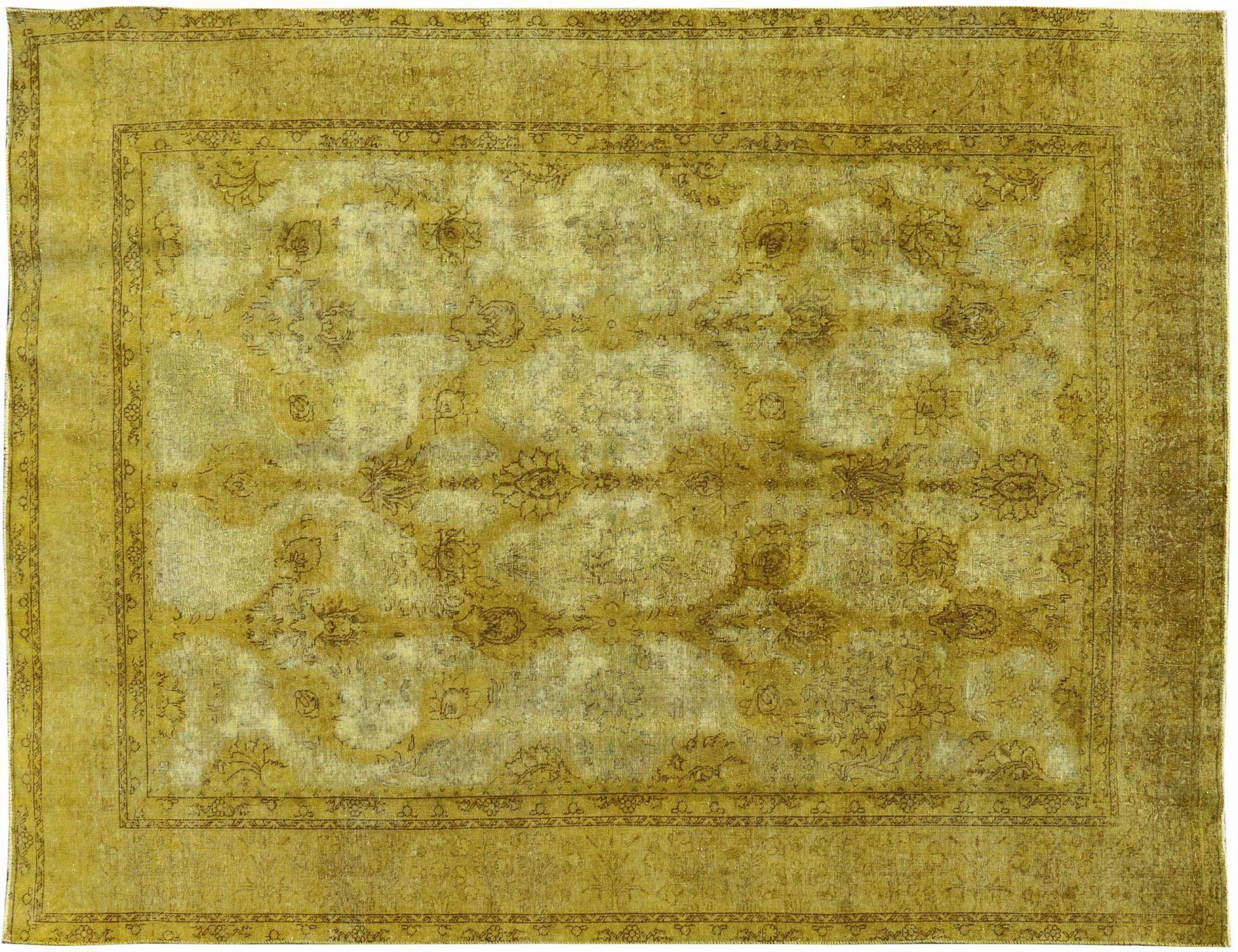 Tappeto Vintage  giallo <br/>364 x 287 cm
