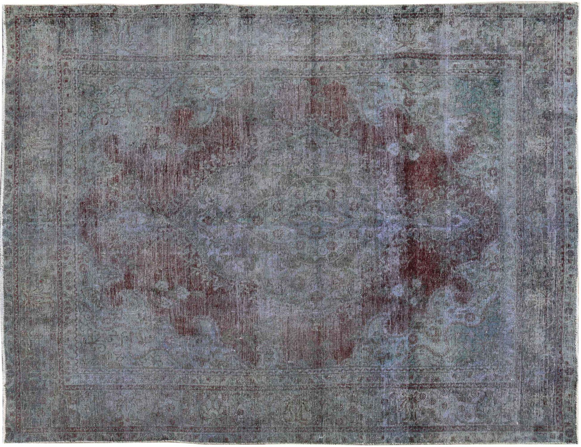 Tappeto Vintage  blu <br/>347 x 284 cm