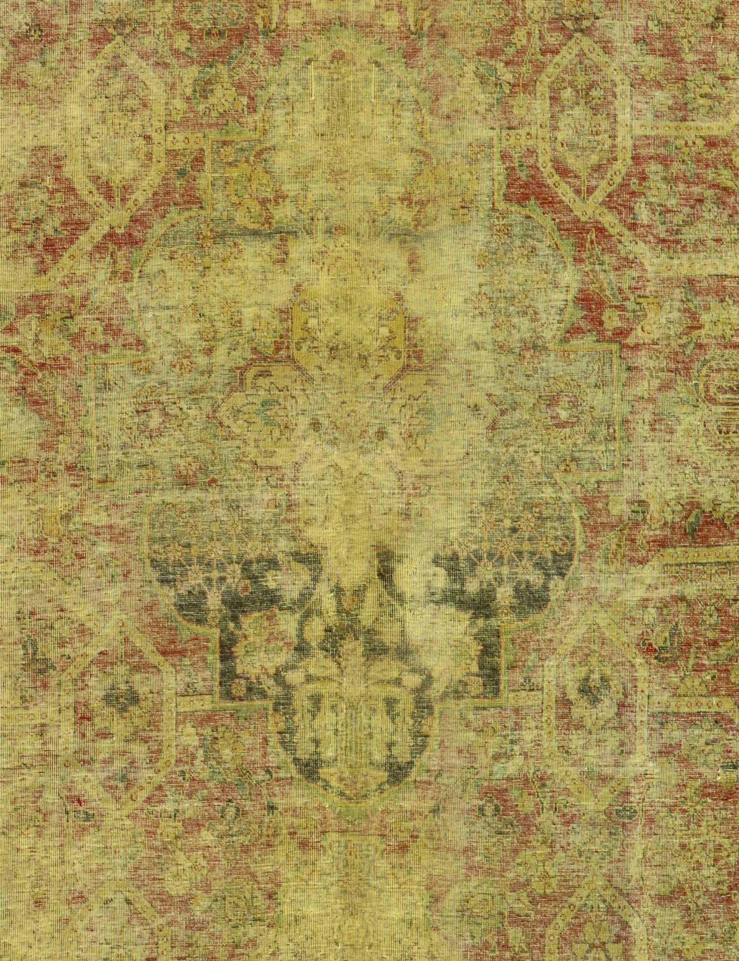 Vintage Teppich  gelb <br/>290 x 210 cm