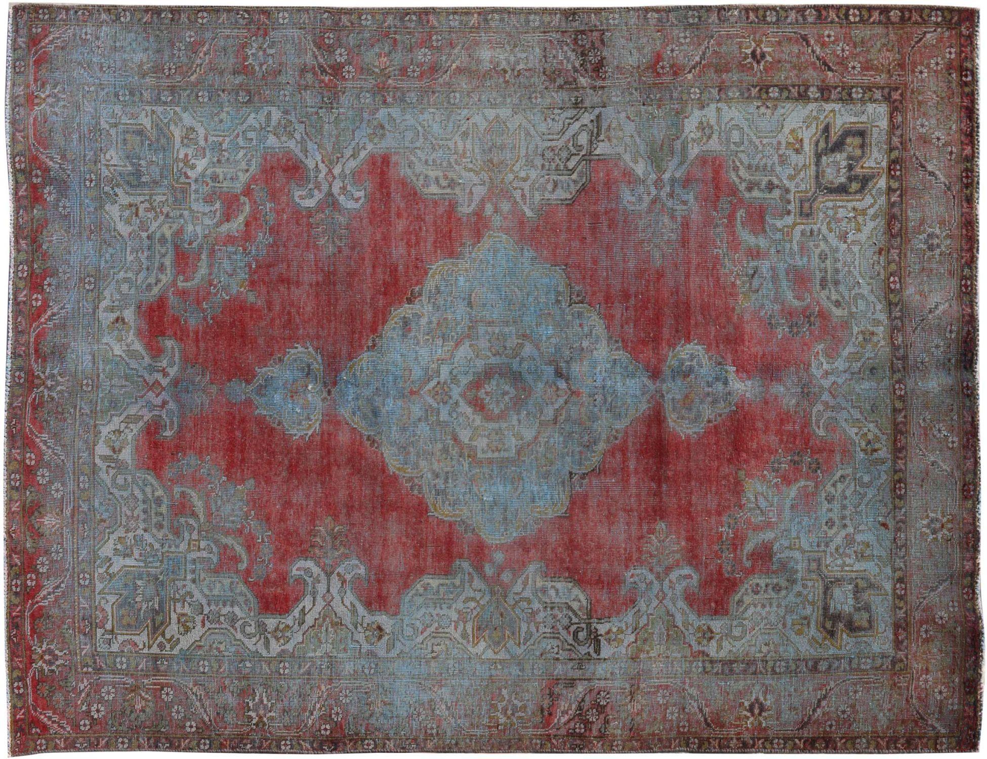 Vintage Teppich  blau <br/>290 x 197 cm