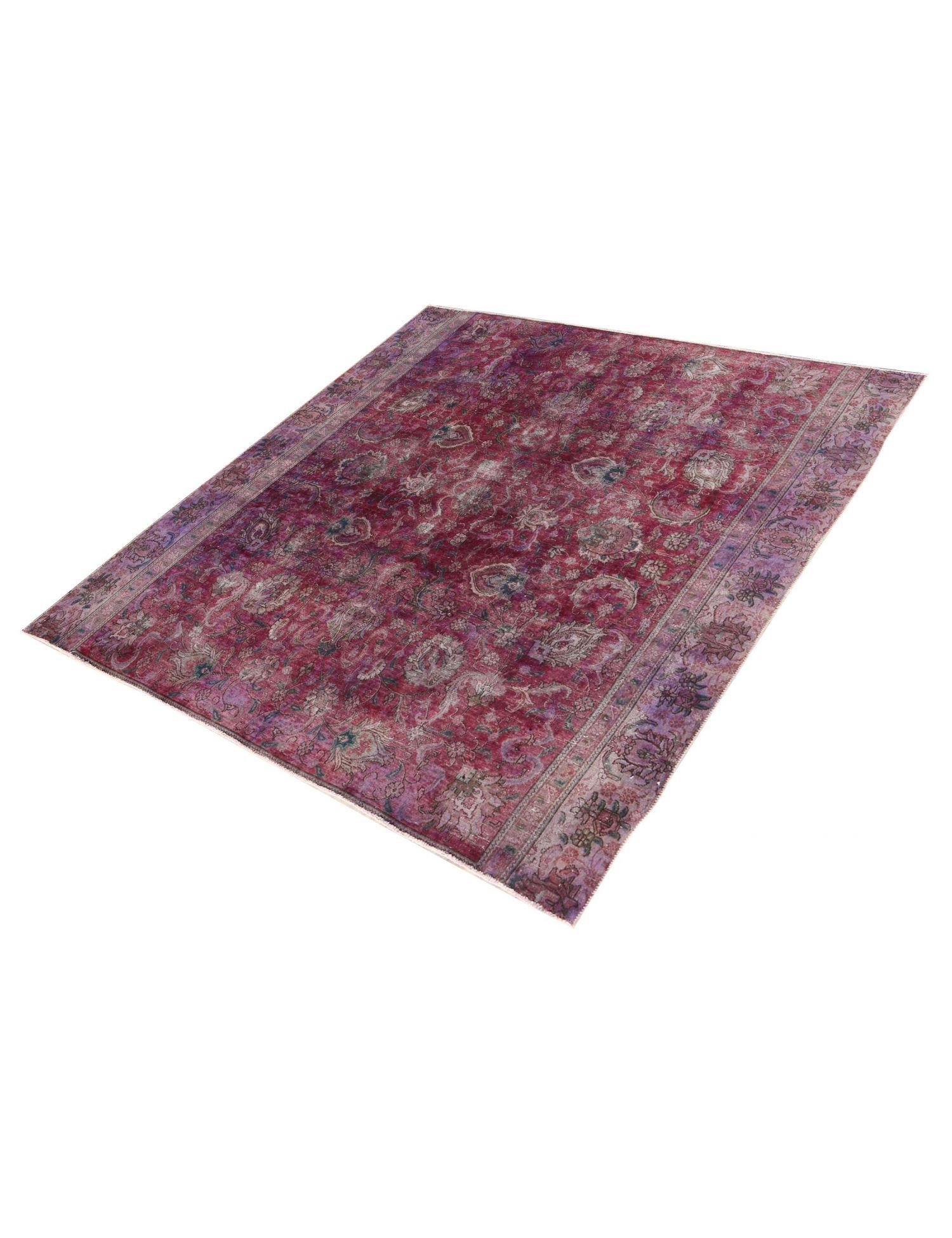 Vintage Teppich  lila <br/>298 x 272 cm