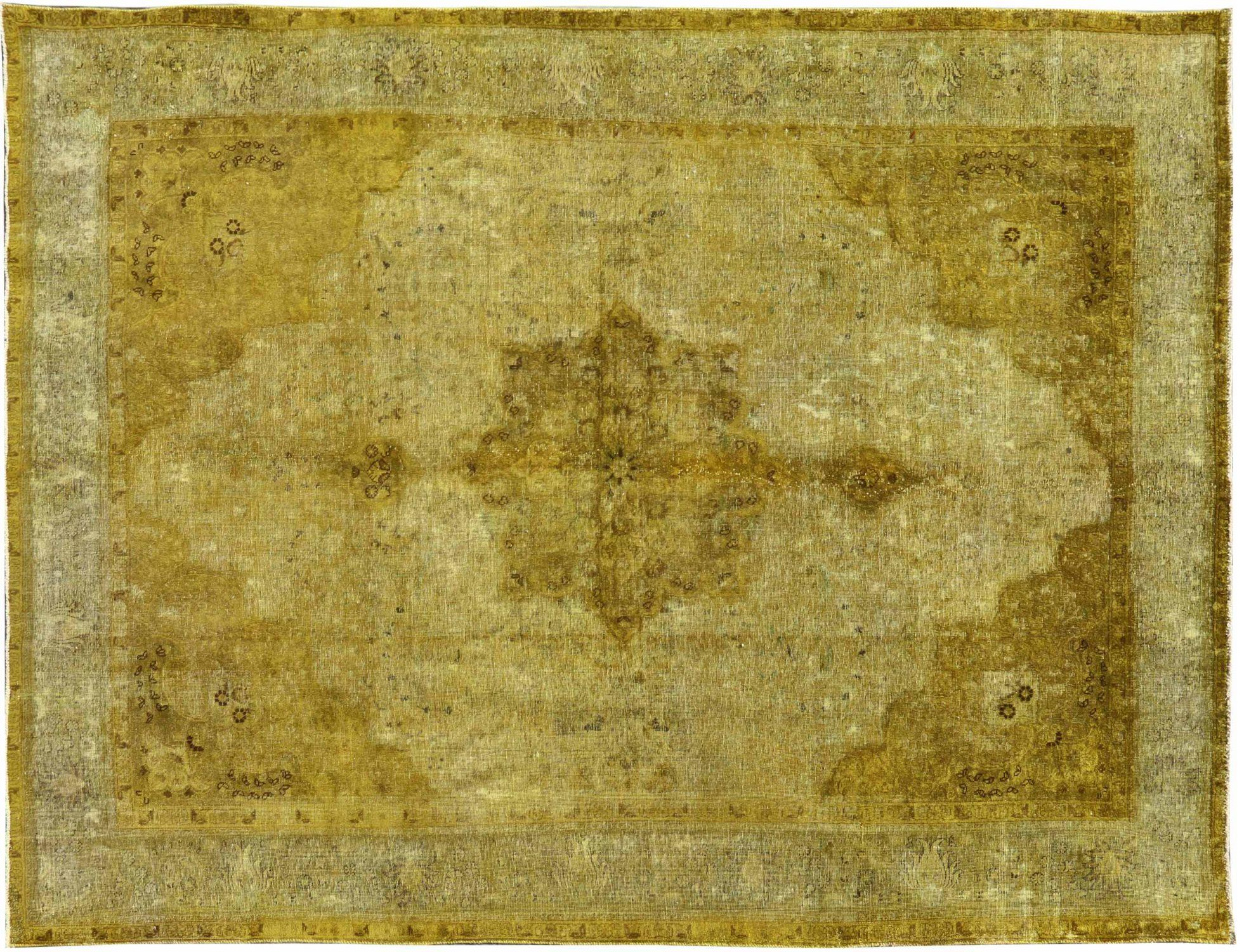 Tappeto Vintage  giallo <br/>380 x 290 cm