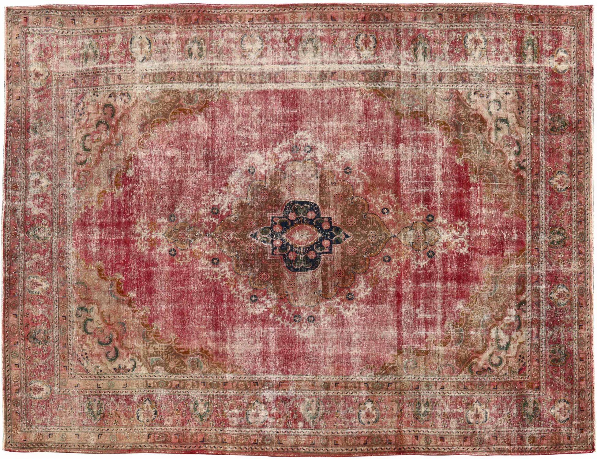 Retro Perserteppich  rot <br/>477 x 308 cm