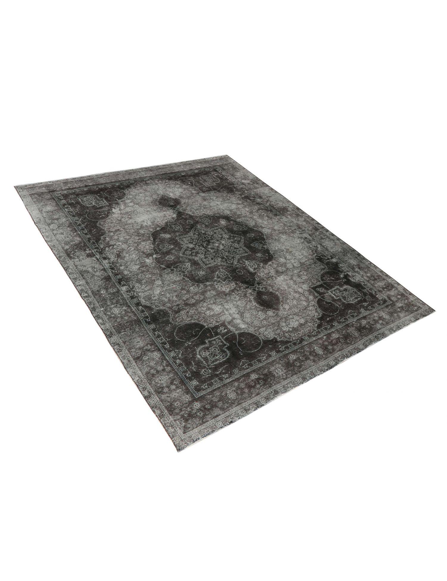 Vintage Teppich  schwarz <br/>380 x 270 cm