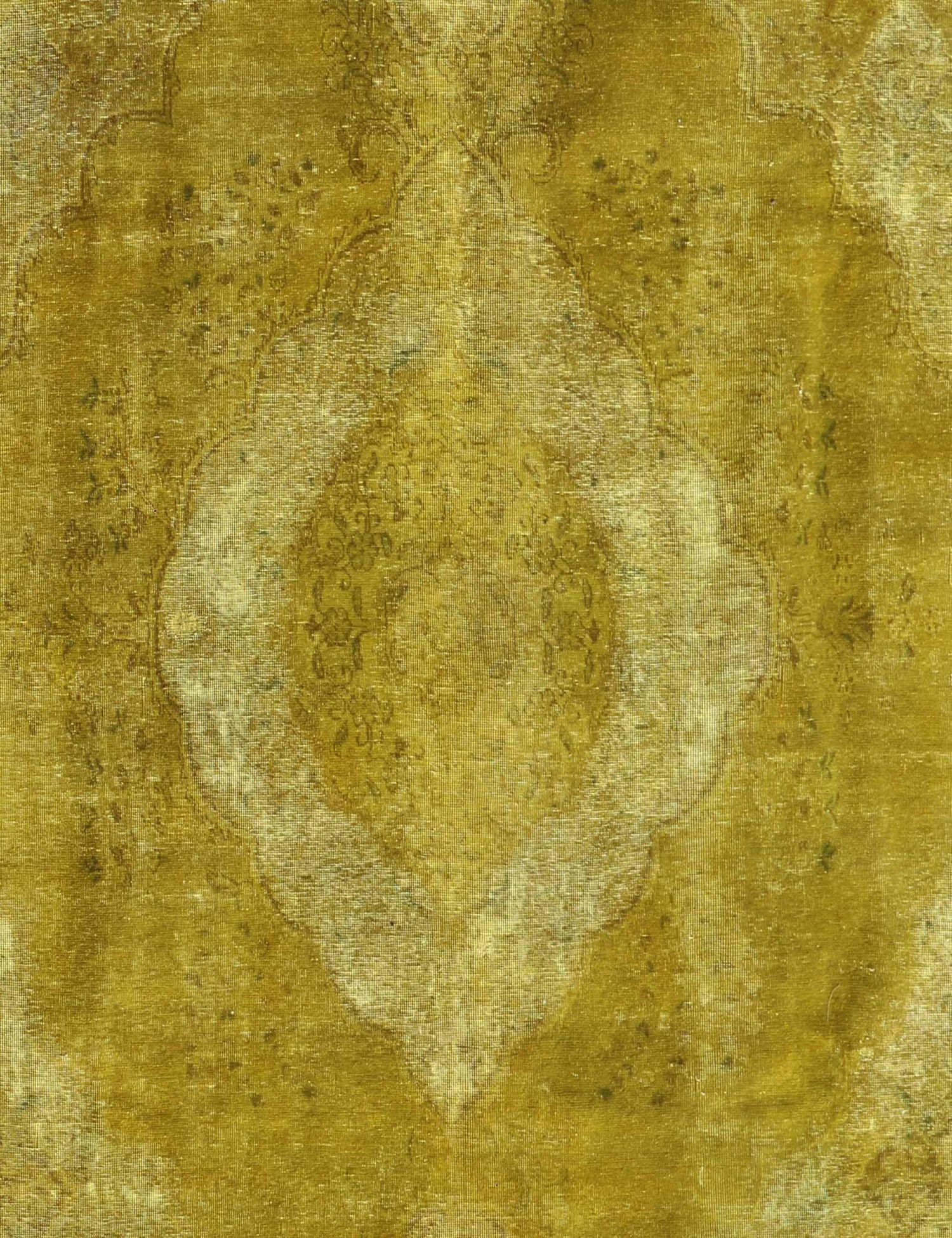 Tappeto Vintage  giallo <br/>360 x 270 cm