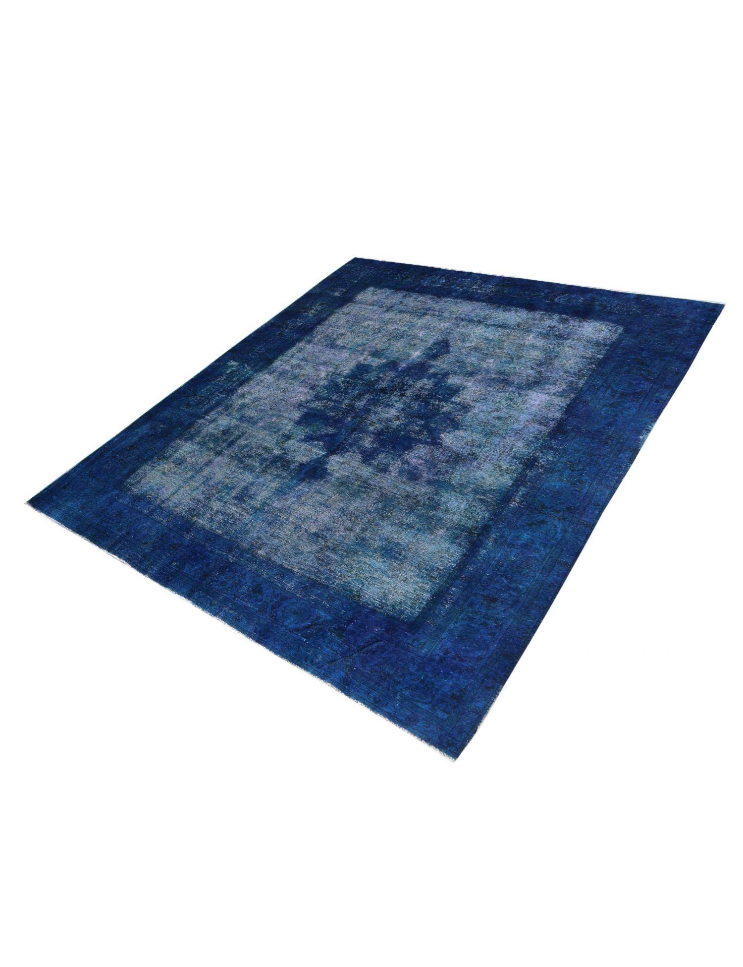 Tappeto Vintage  blu <br/>383 x 290 cm