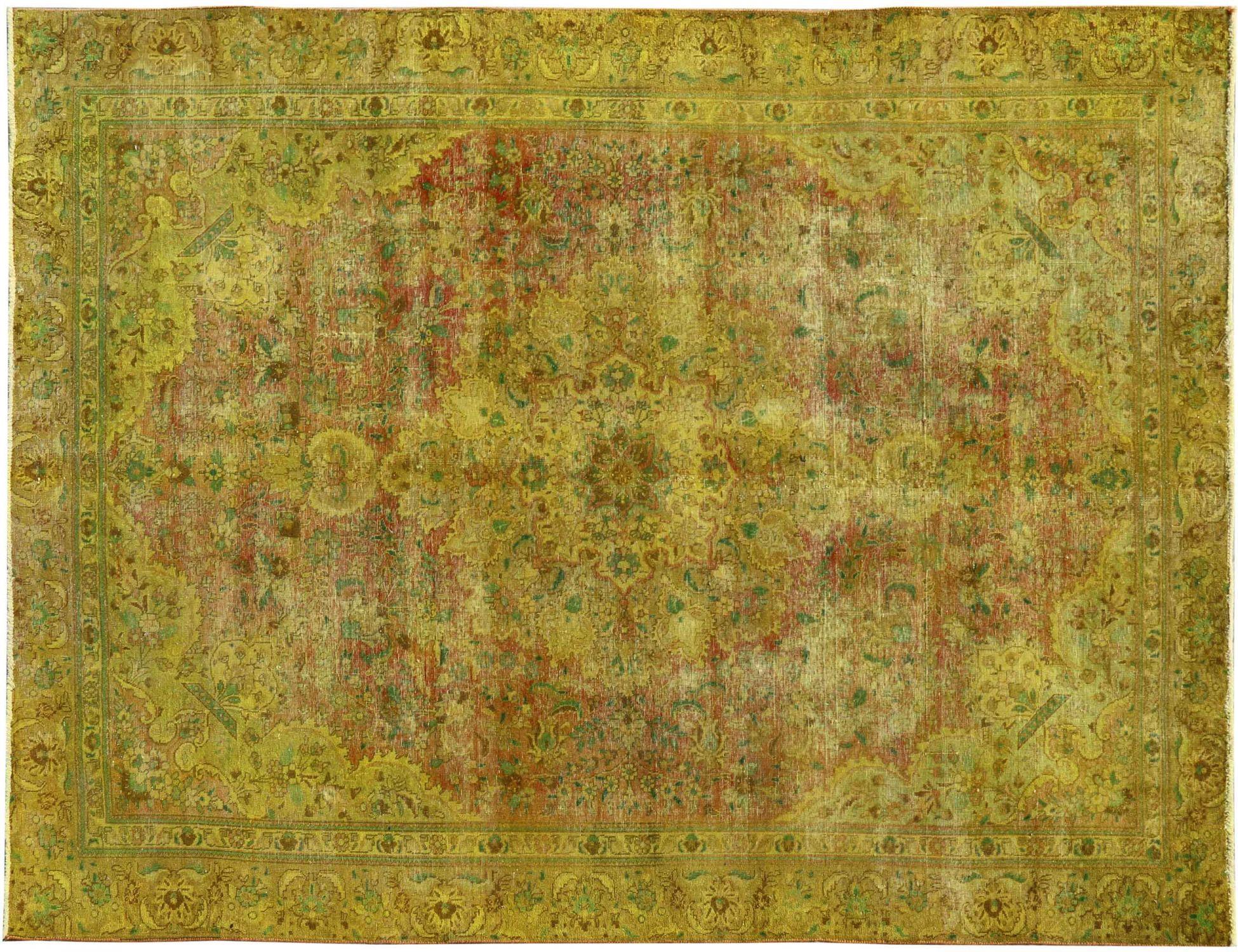 Tappeto Vintage  giallo <br/>360 x 265 cm