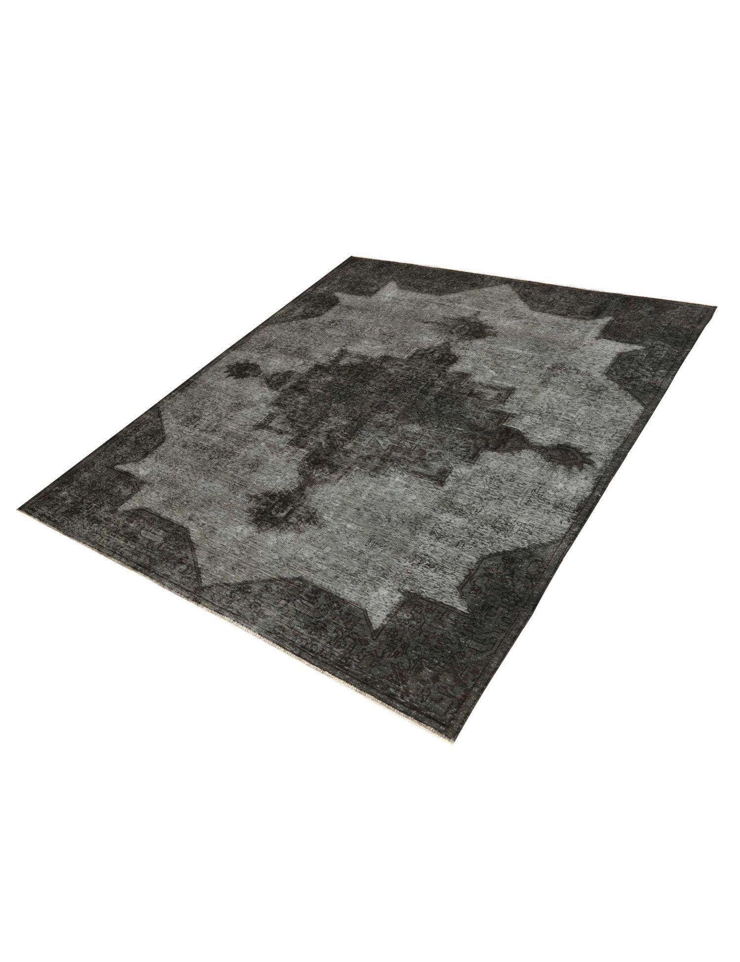 Vintage Teppich  schwarz <br/>300 x 213 cm
