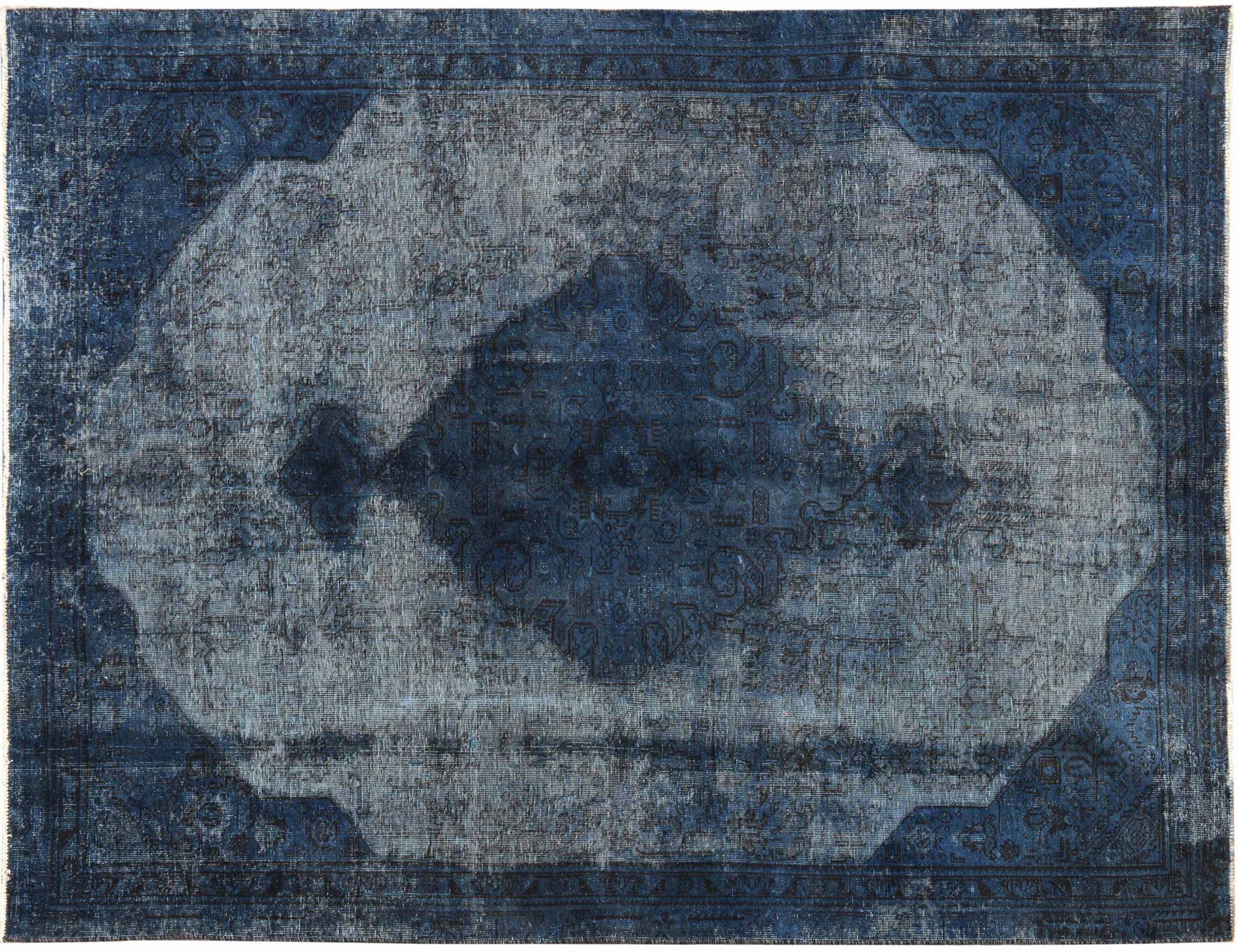 Vintage Teppich  blau <br/>294 x 201 cm