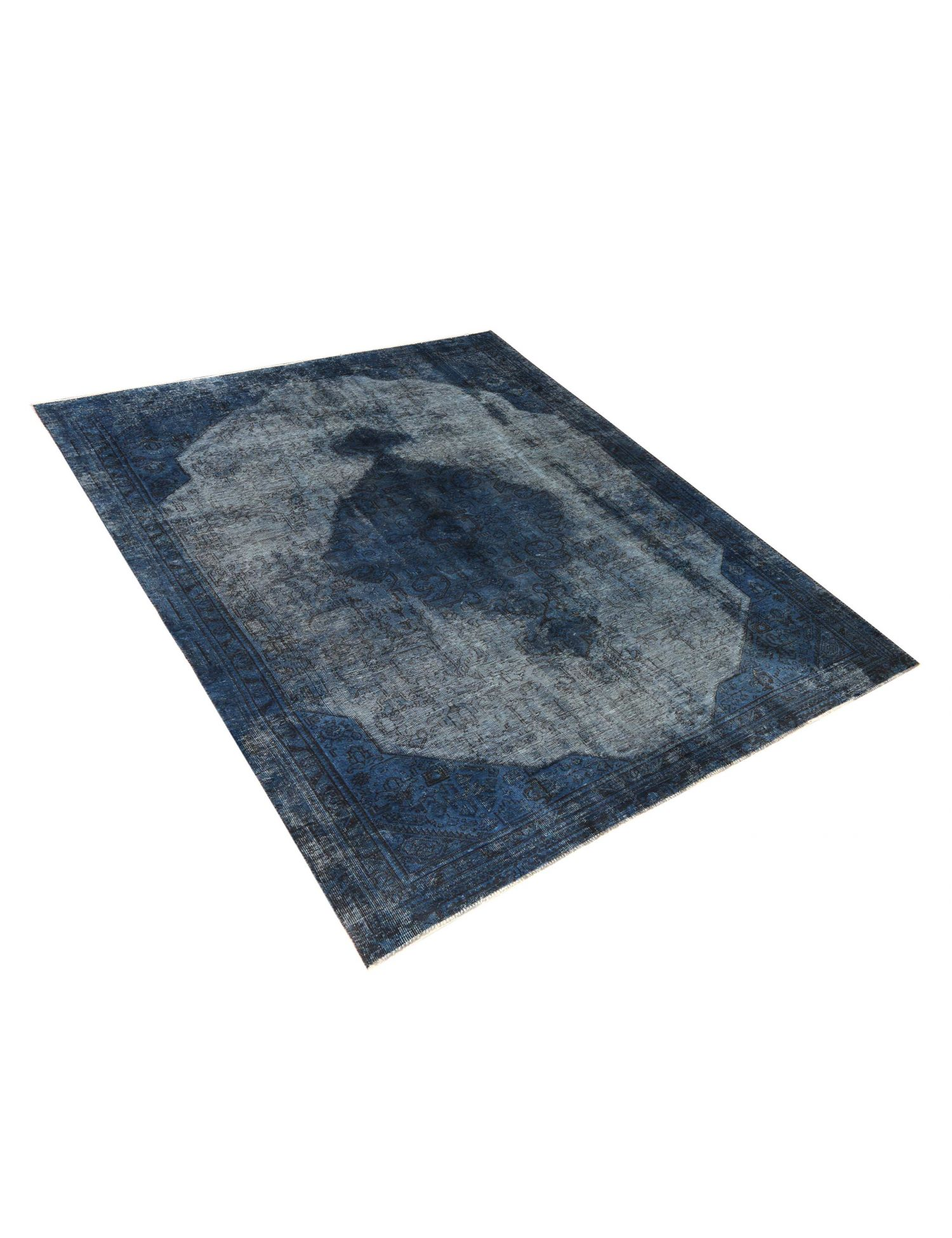 Tappeto Vintage  blu <br/>294 x 201 cm