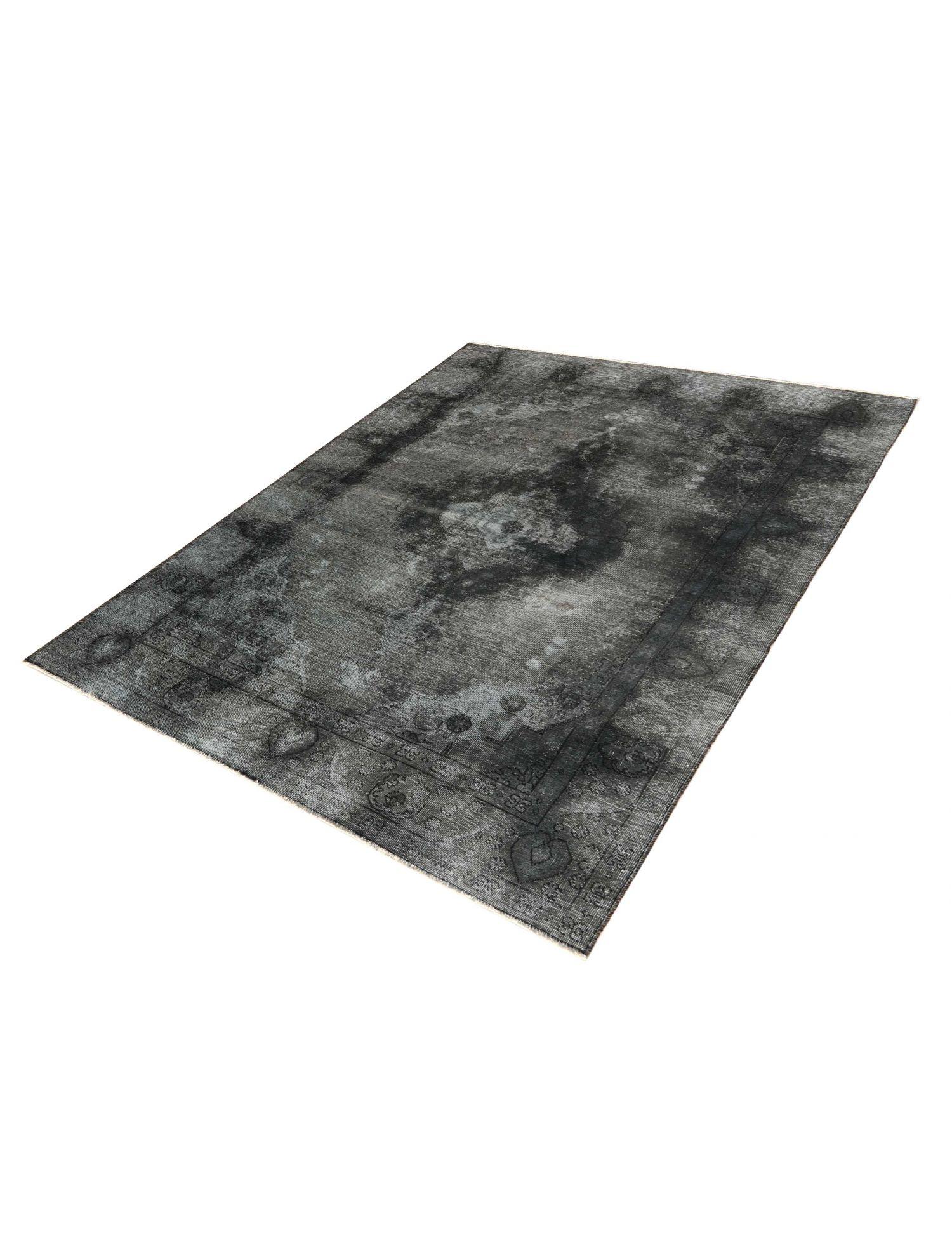 Vintage Teppich  schwarz <br/>285 x 188 cm