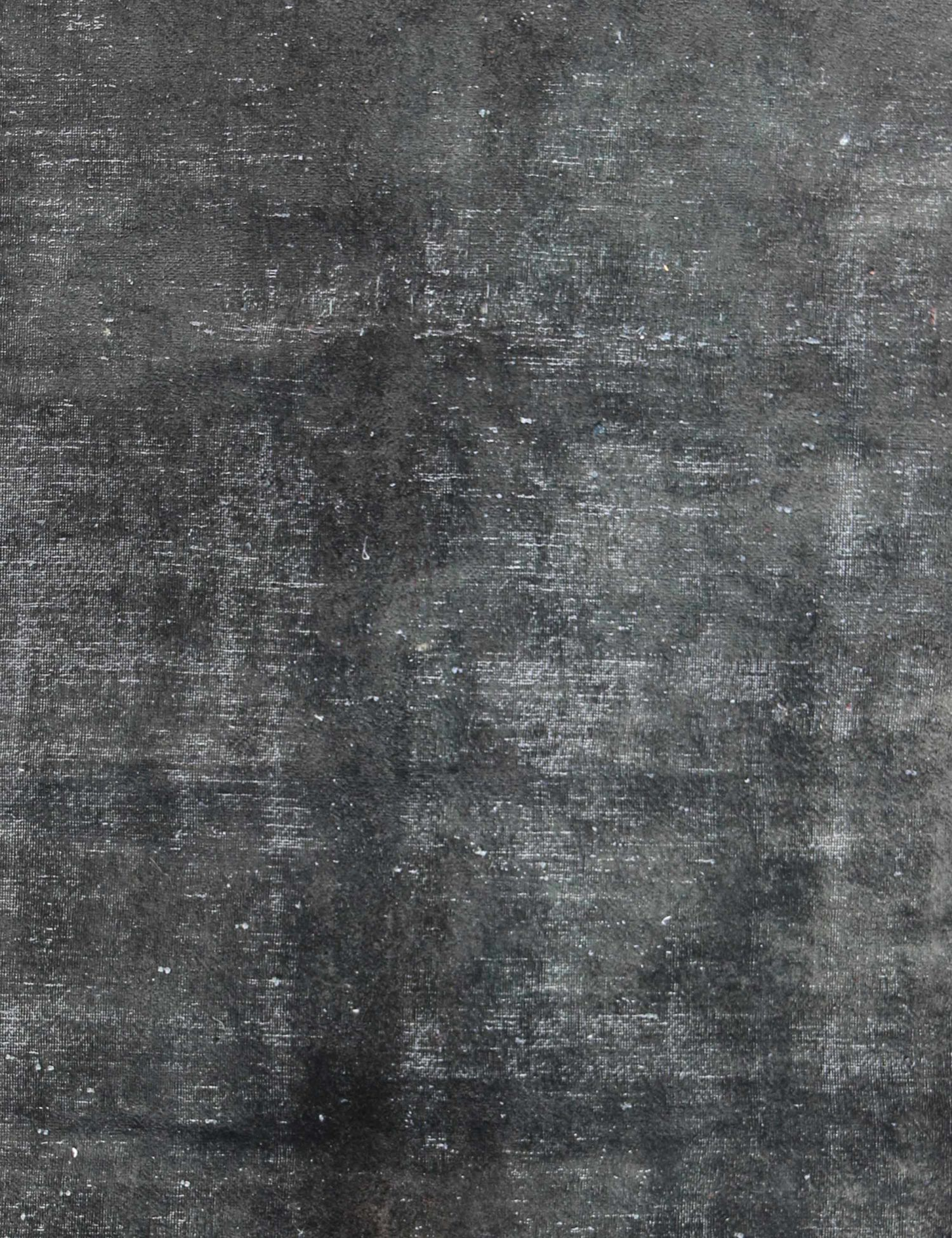 Vintage Teppich  schwarz <br/>164 x 156 cm