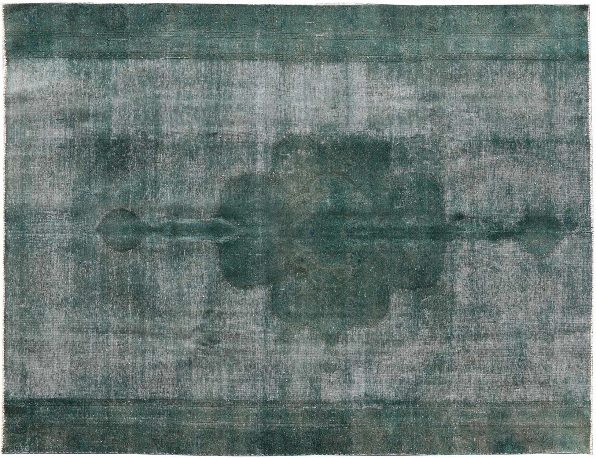Tappeto Vintage  verde <br/>350 x 260 cm
