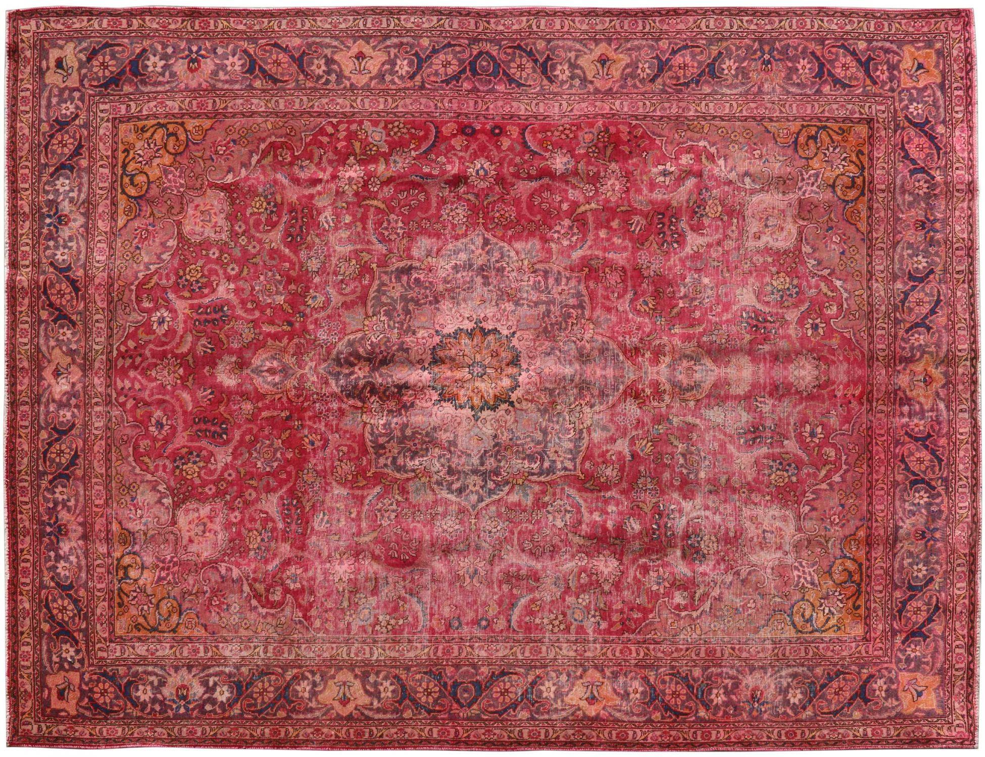 Tappeto Vintage  rosso <br/>382 x 297 cm