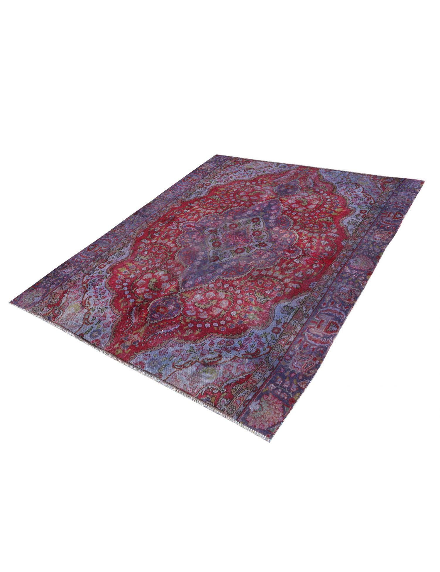 Vintage Teppich  blau <br/>226 x 186 cm