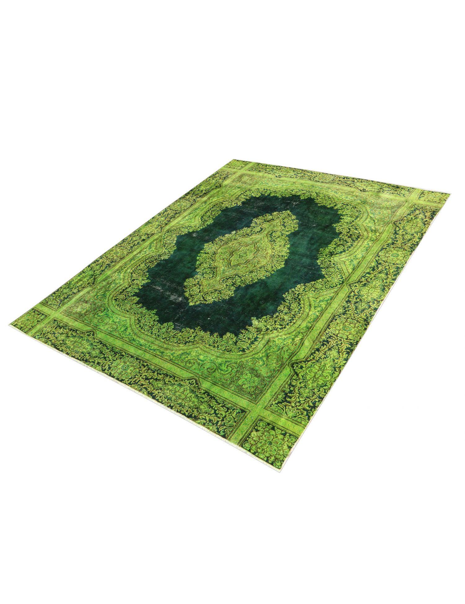 Tappeto Vintage  verde <br/>390 x 257 cm