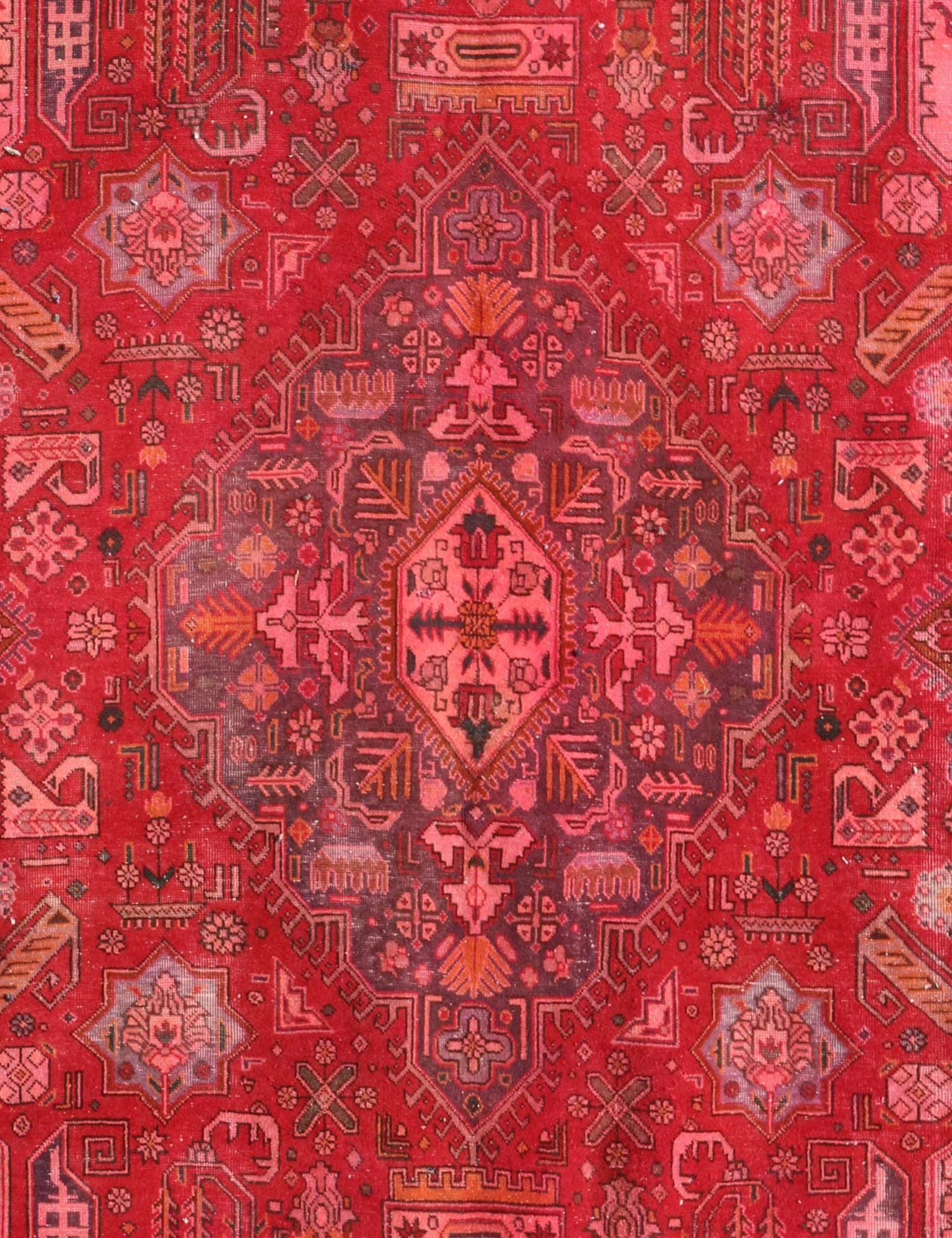 Vintage Teppich  rot <br/>272 x 183 cm