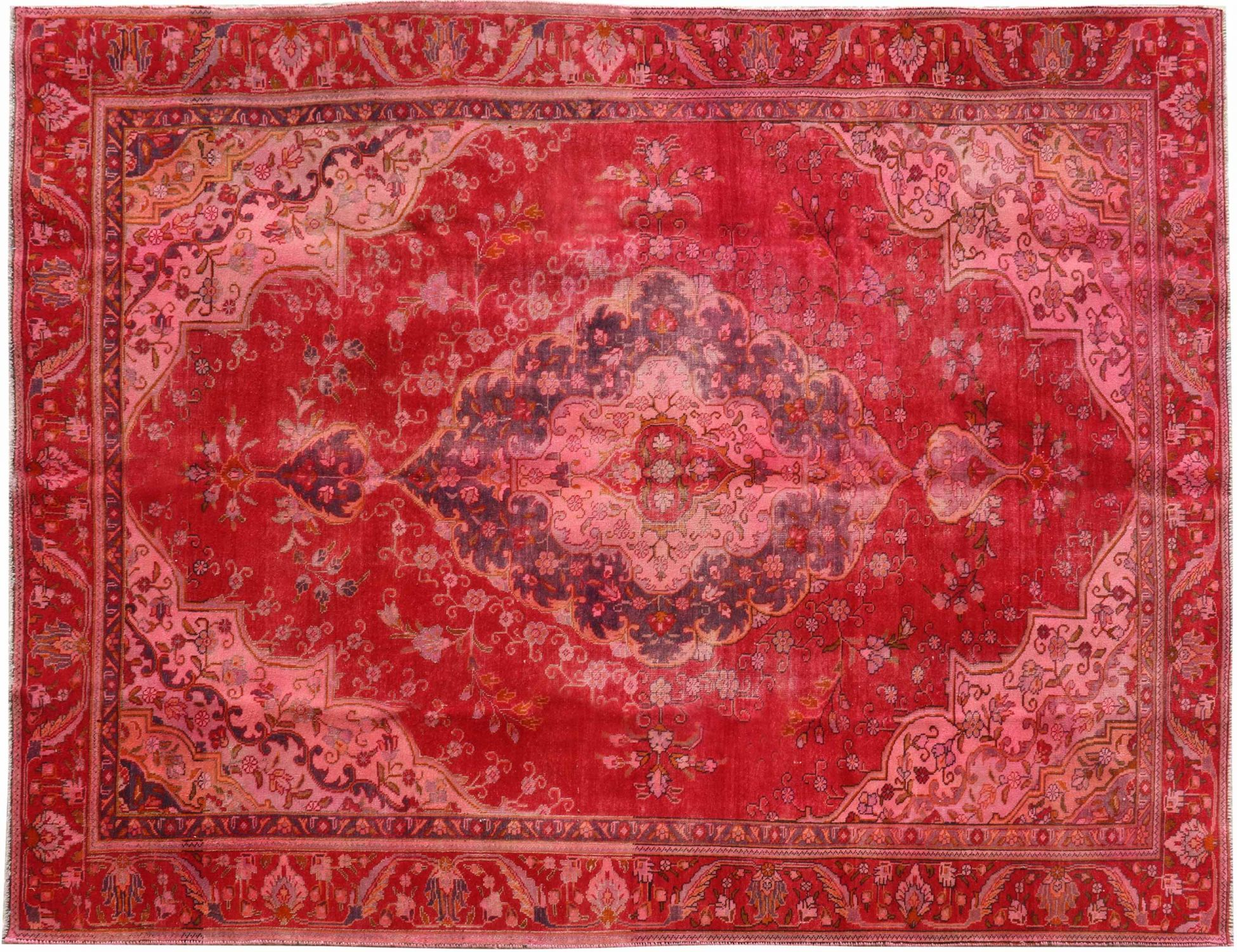 Tappeto Vintage  rossio <br/>385 x 285 cm