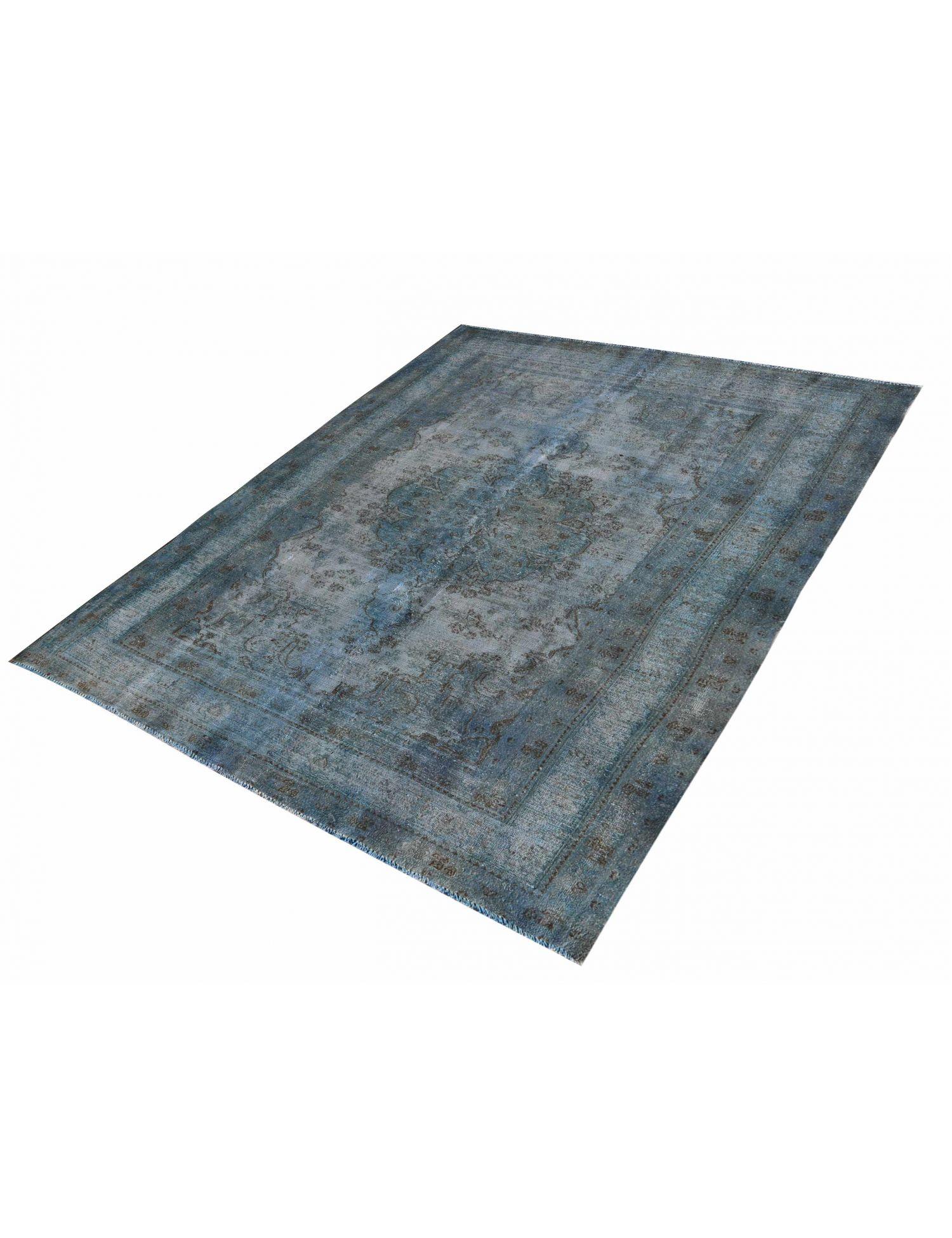 Vintage Teppich  blau <br/>281 x 196 cm