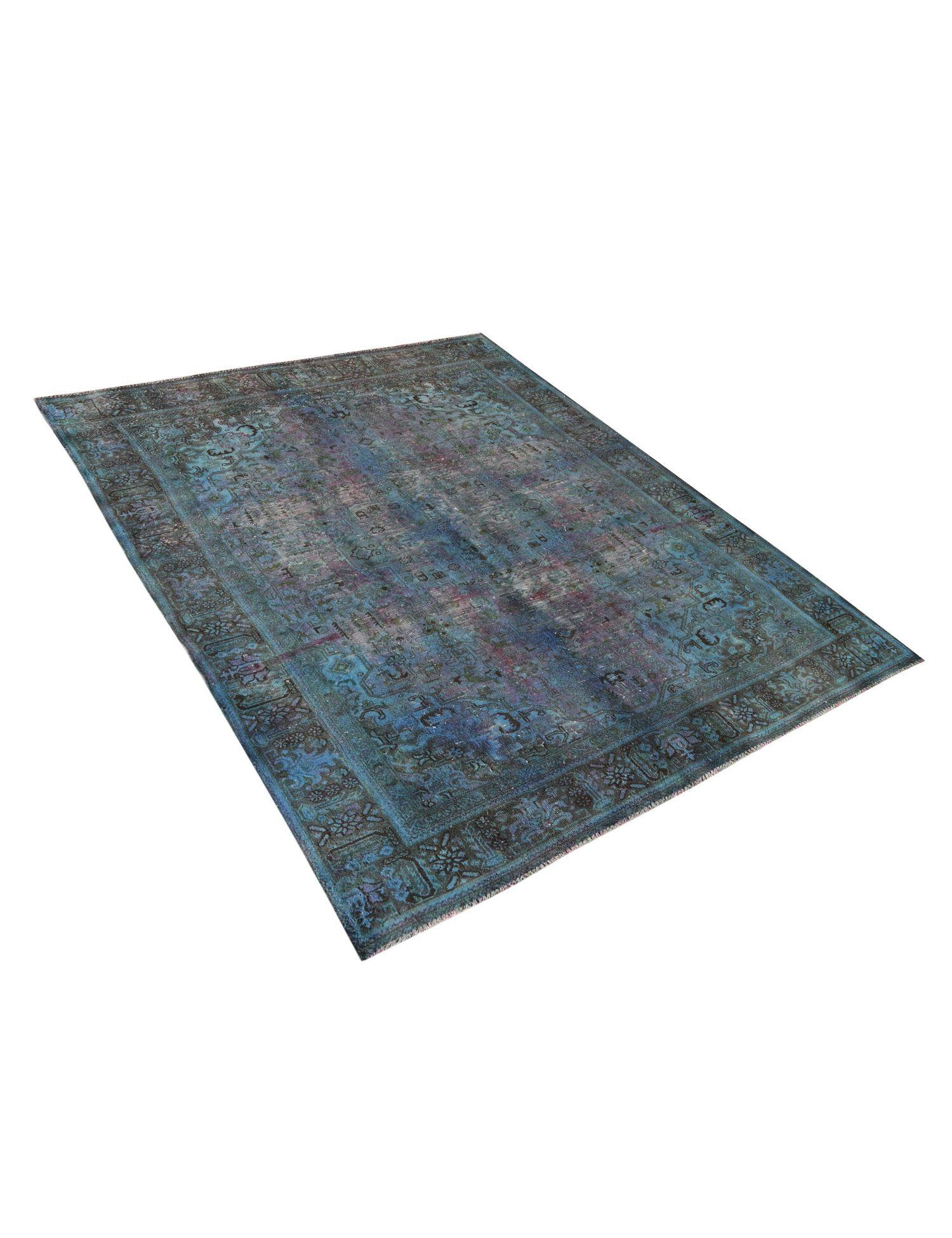 Vintage Teppich  blau <br/>273 x 188 cm