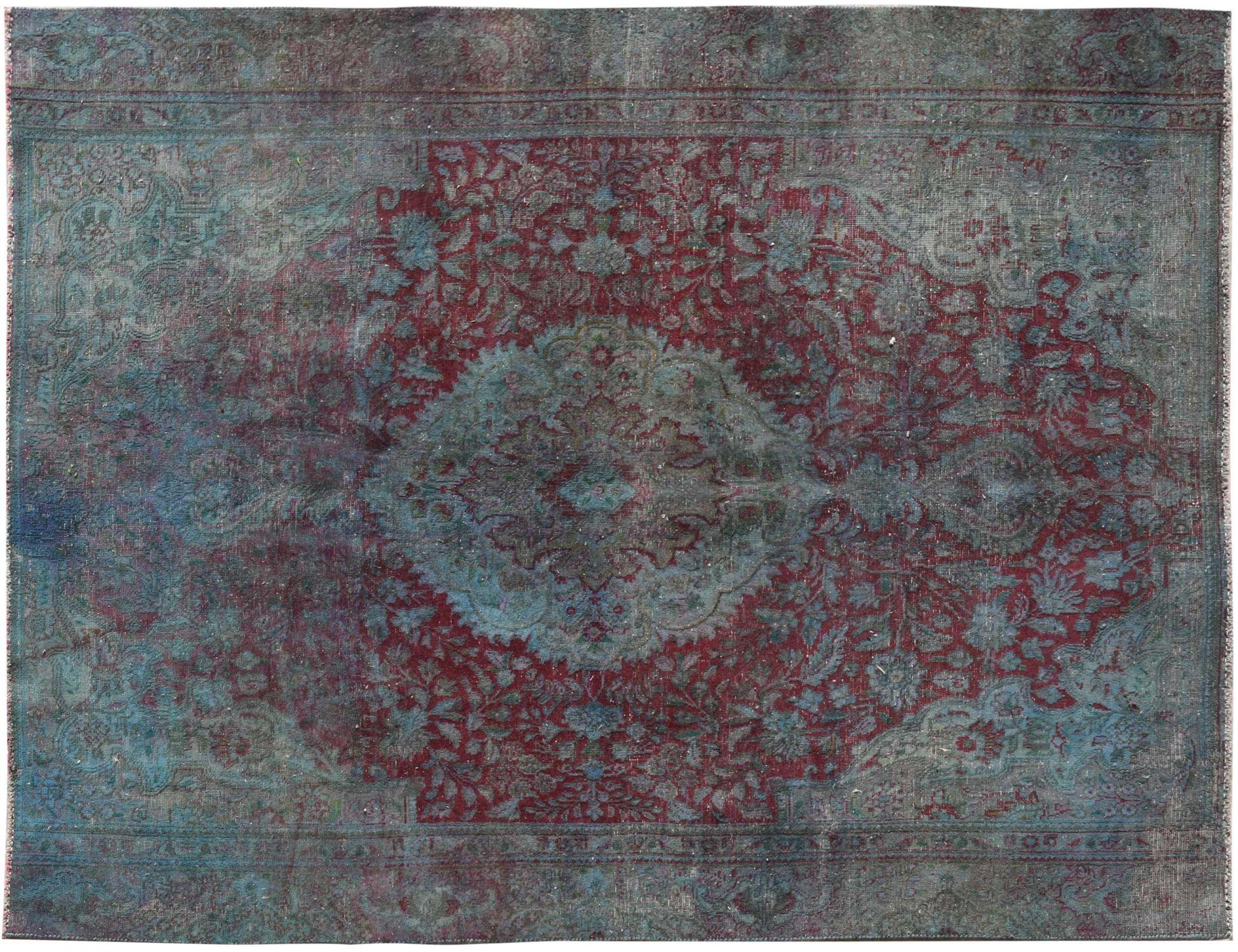 Tappeto Vintage  blu <br/>230 x 179 cm