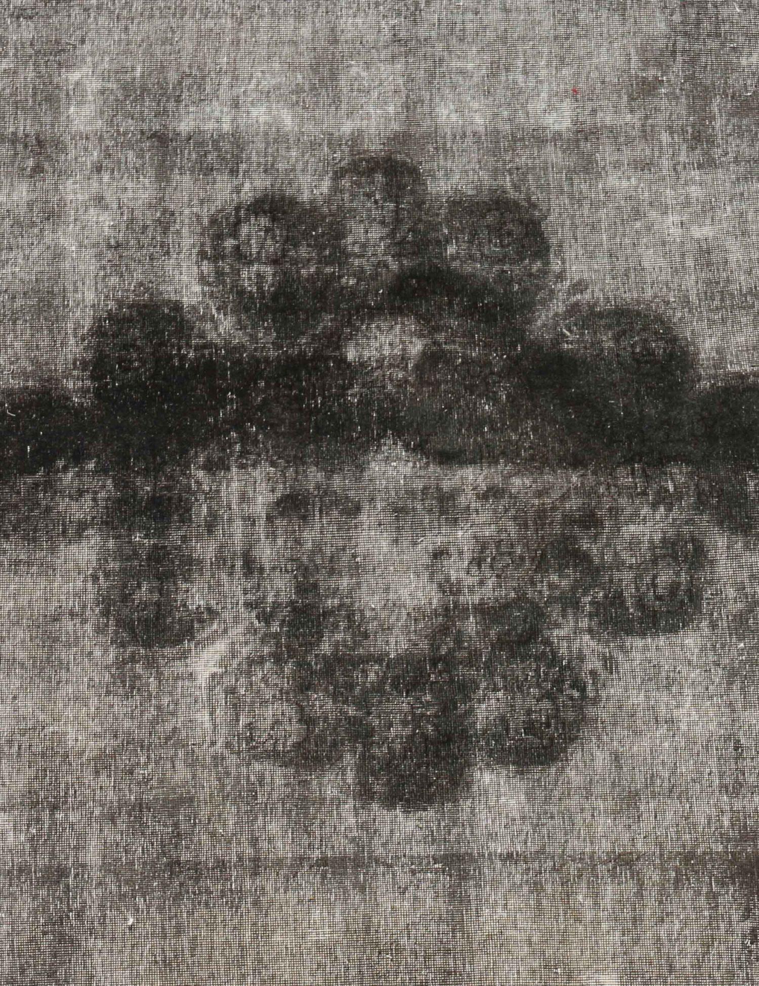 Vintage Teppich  schwarz <br/>321 x 192 cm