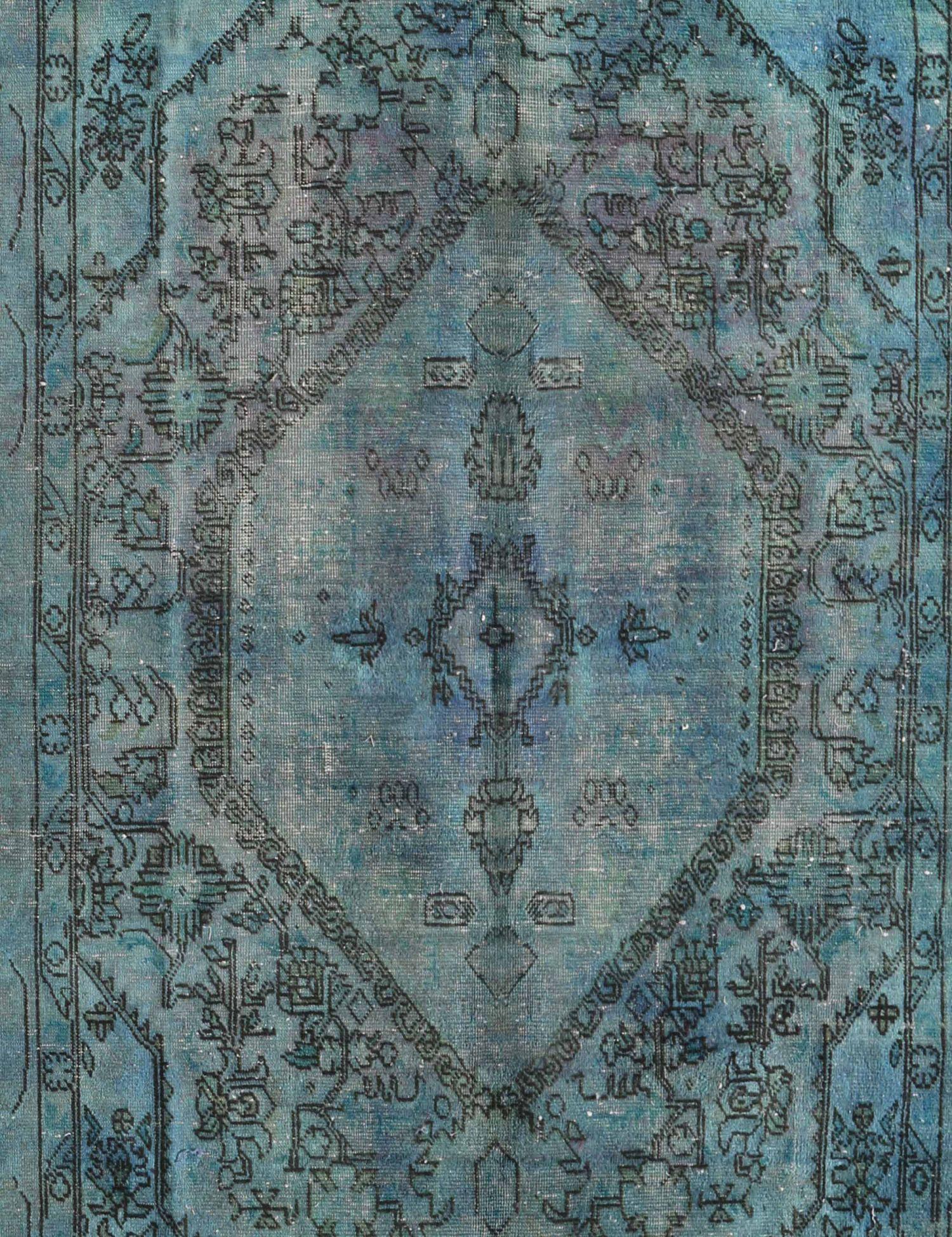 Tappeto Vintage  blu <br/>285 x 190 cm