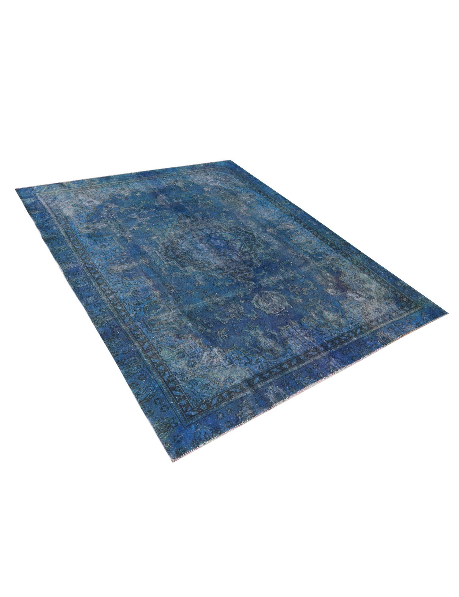 Tappeto Vintage  blu <br/>305 x 210 cm