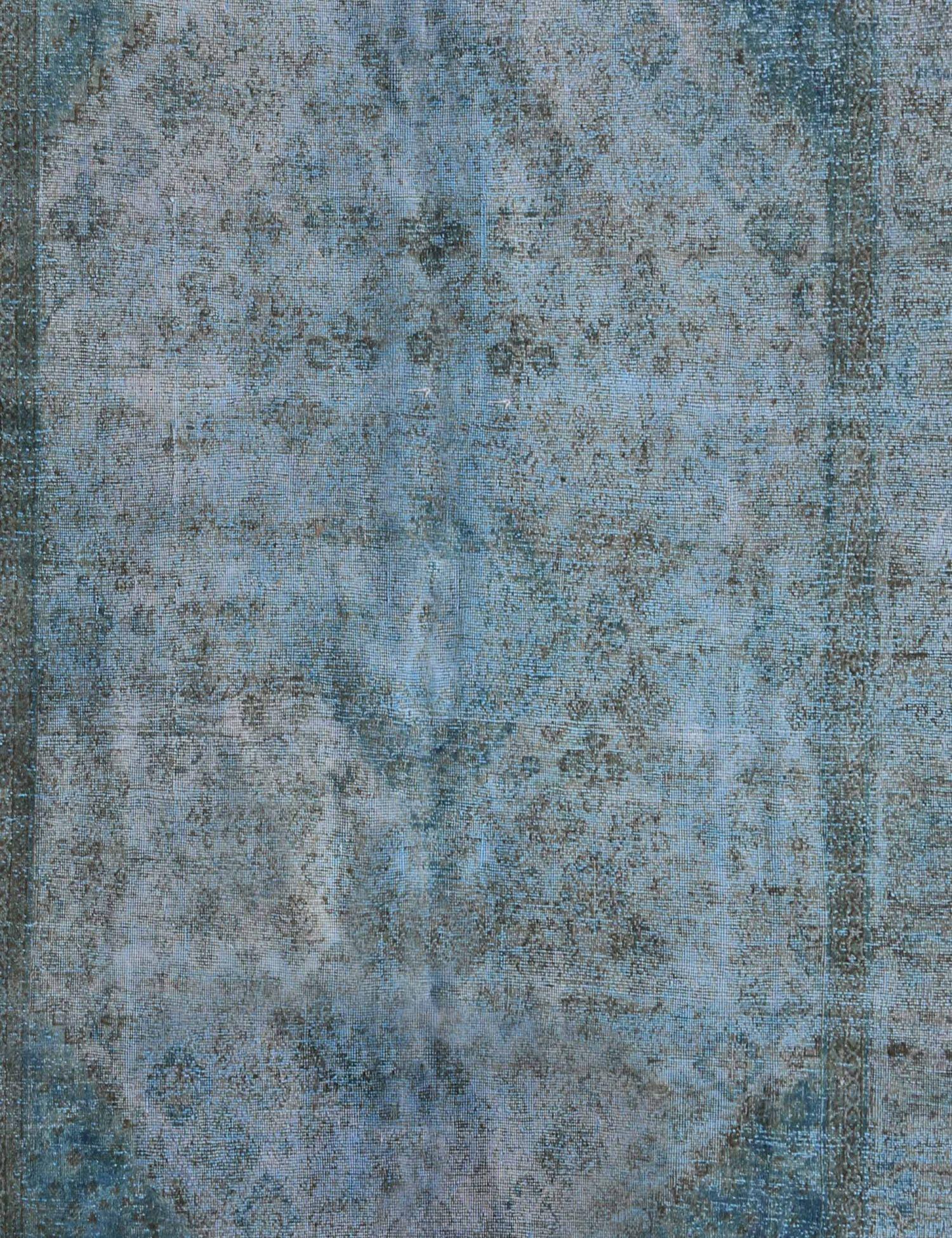 Tappeto Vintage  blu <br/>338 x 230 cm