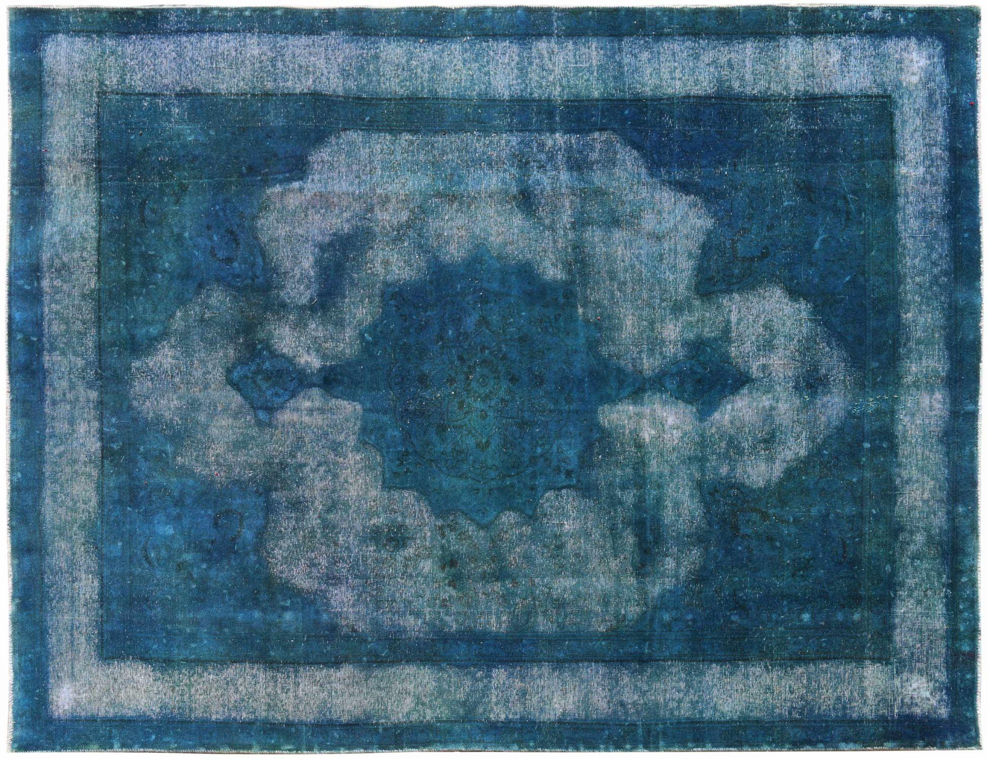 Tappeto Vintage  blu <br/>340 x 236 cm