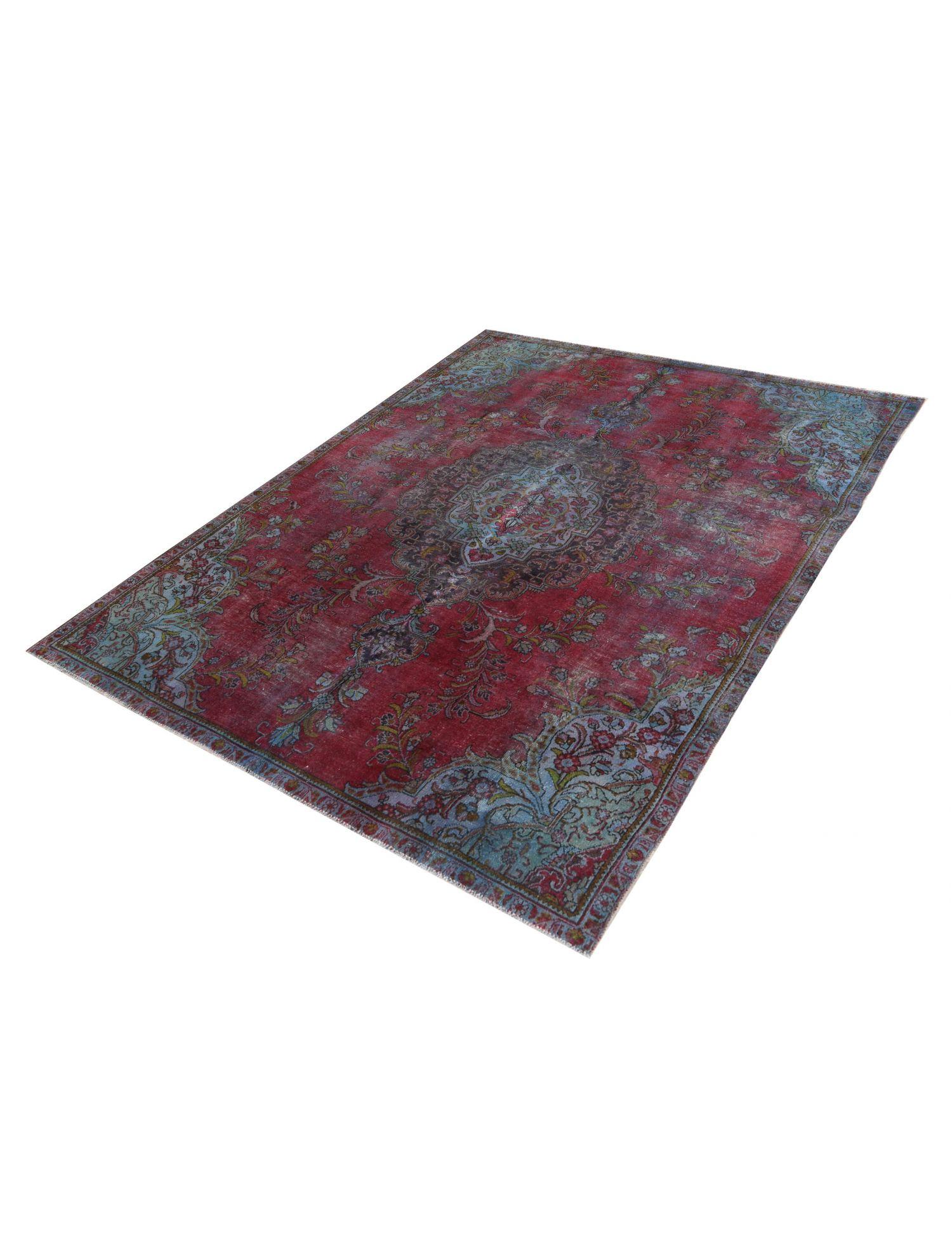 Vintage Teppich  blau <br/>310 x 216 cm