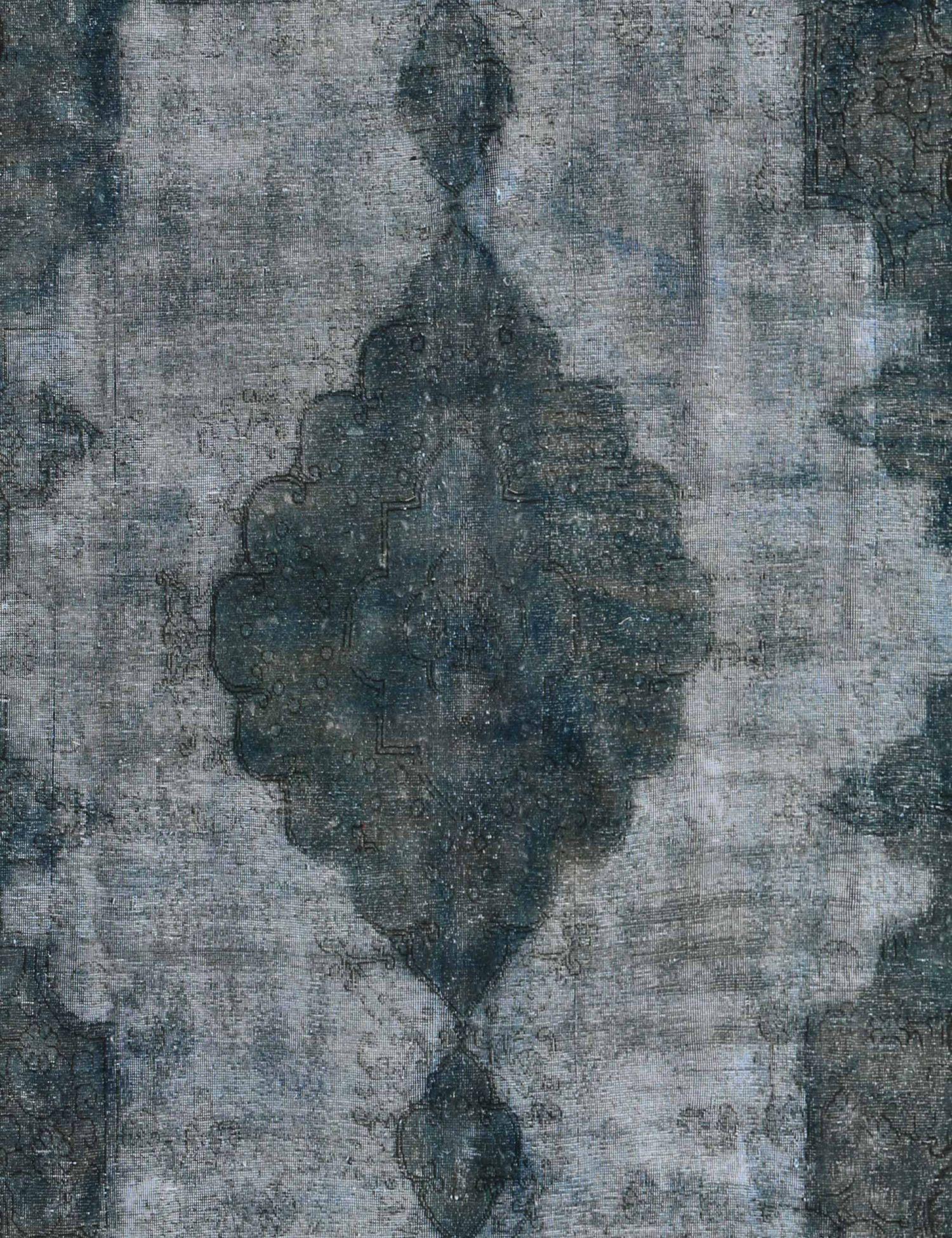 Tappeto Vintage  blu <br/>380 x 197 cm