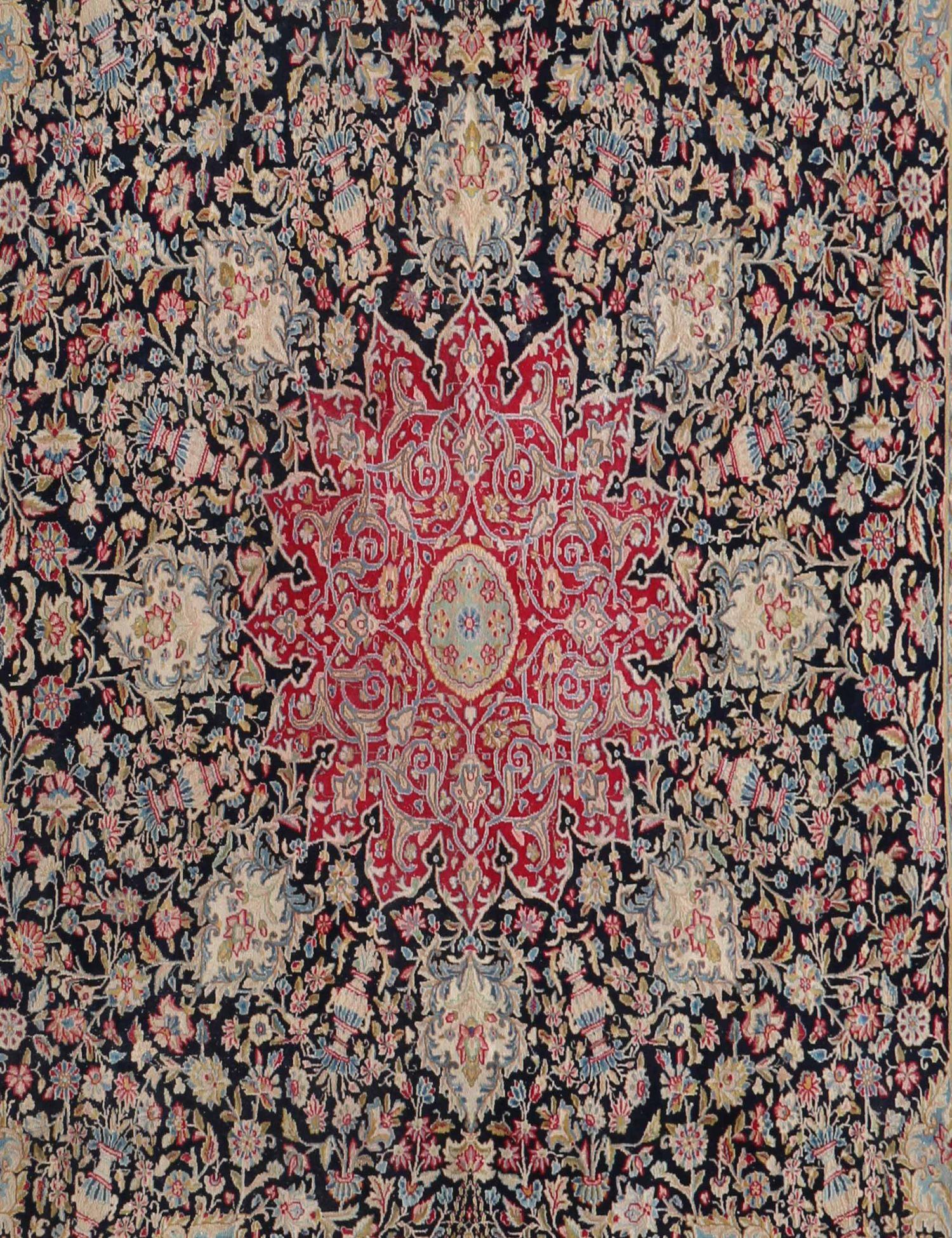 Tappeto persiano  blu <br/>410 x 293 cm