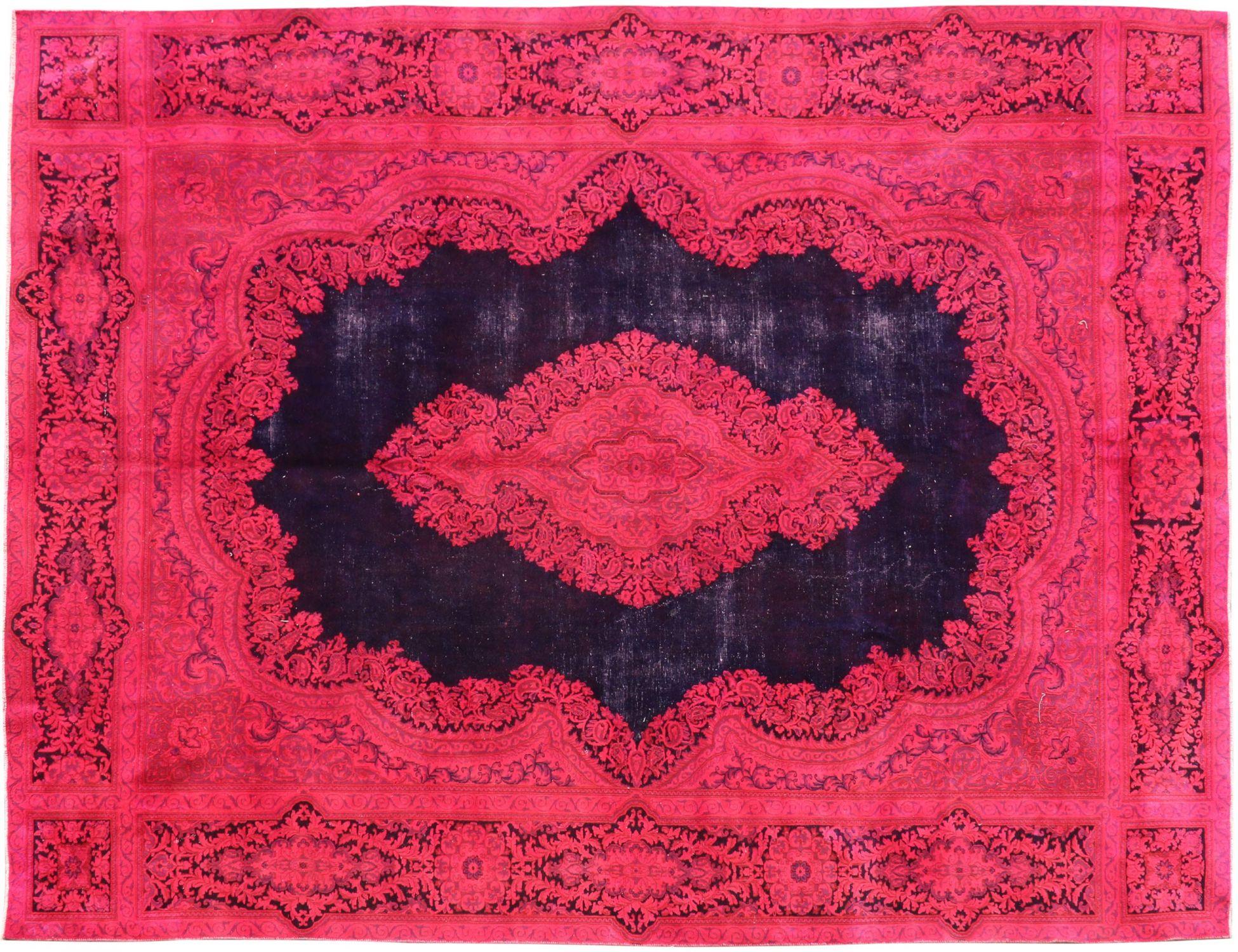 Vintage Teppich  rosa <br/>417 x 284 cm
