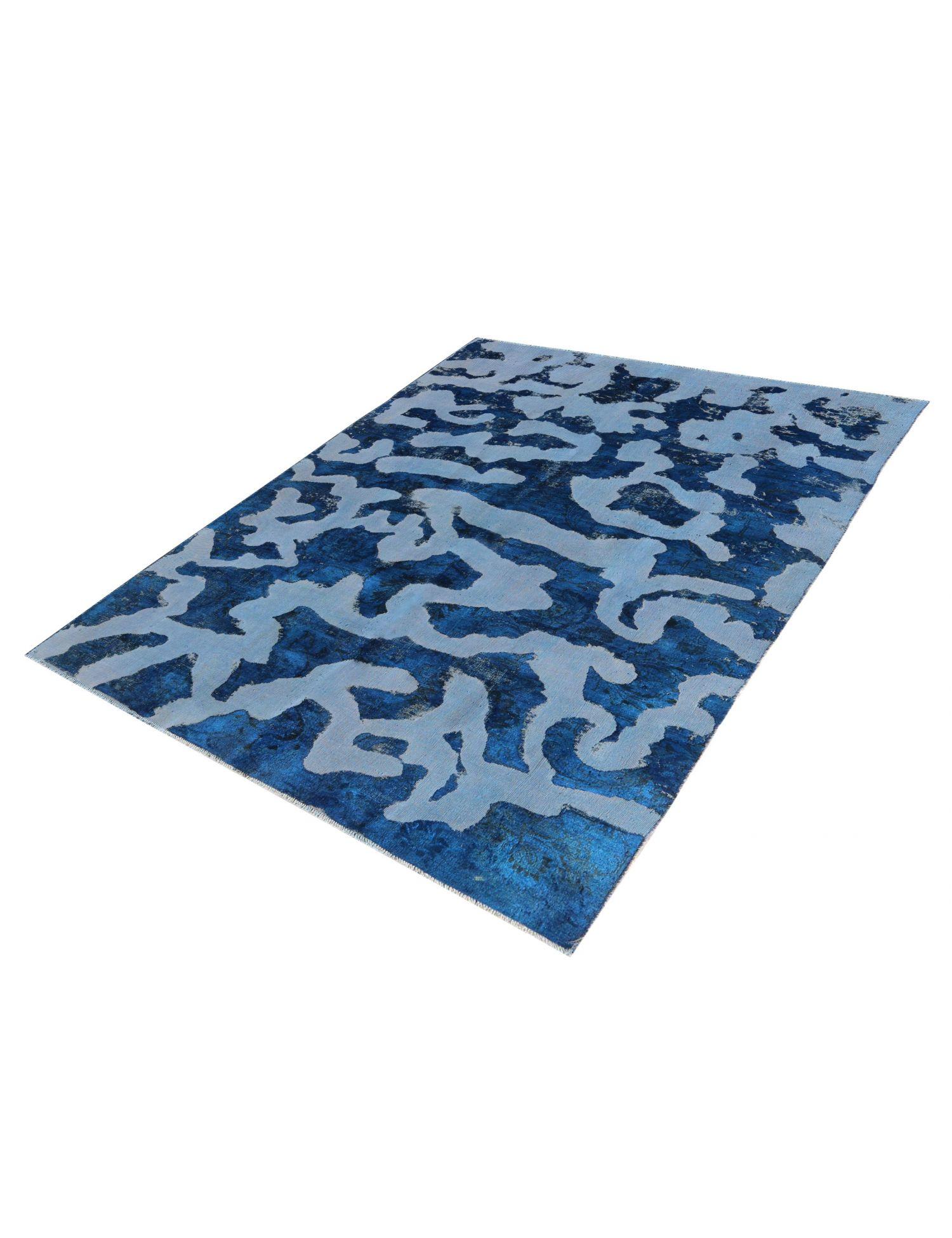 Tappeto Vintage  blu <br/>311 x 205 cm