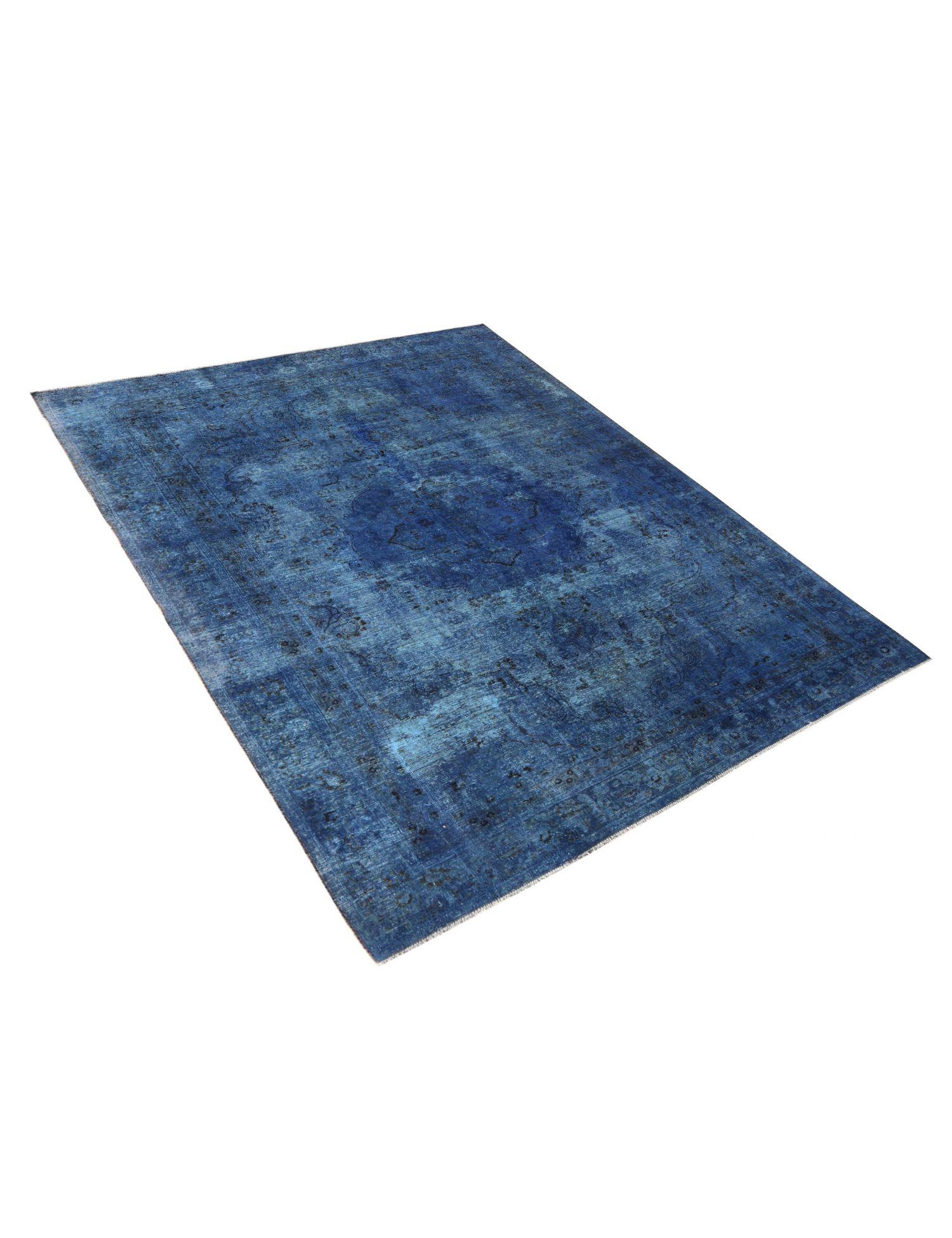 Tappeto Vintage  blu <br/>316 x 216 cm