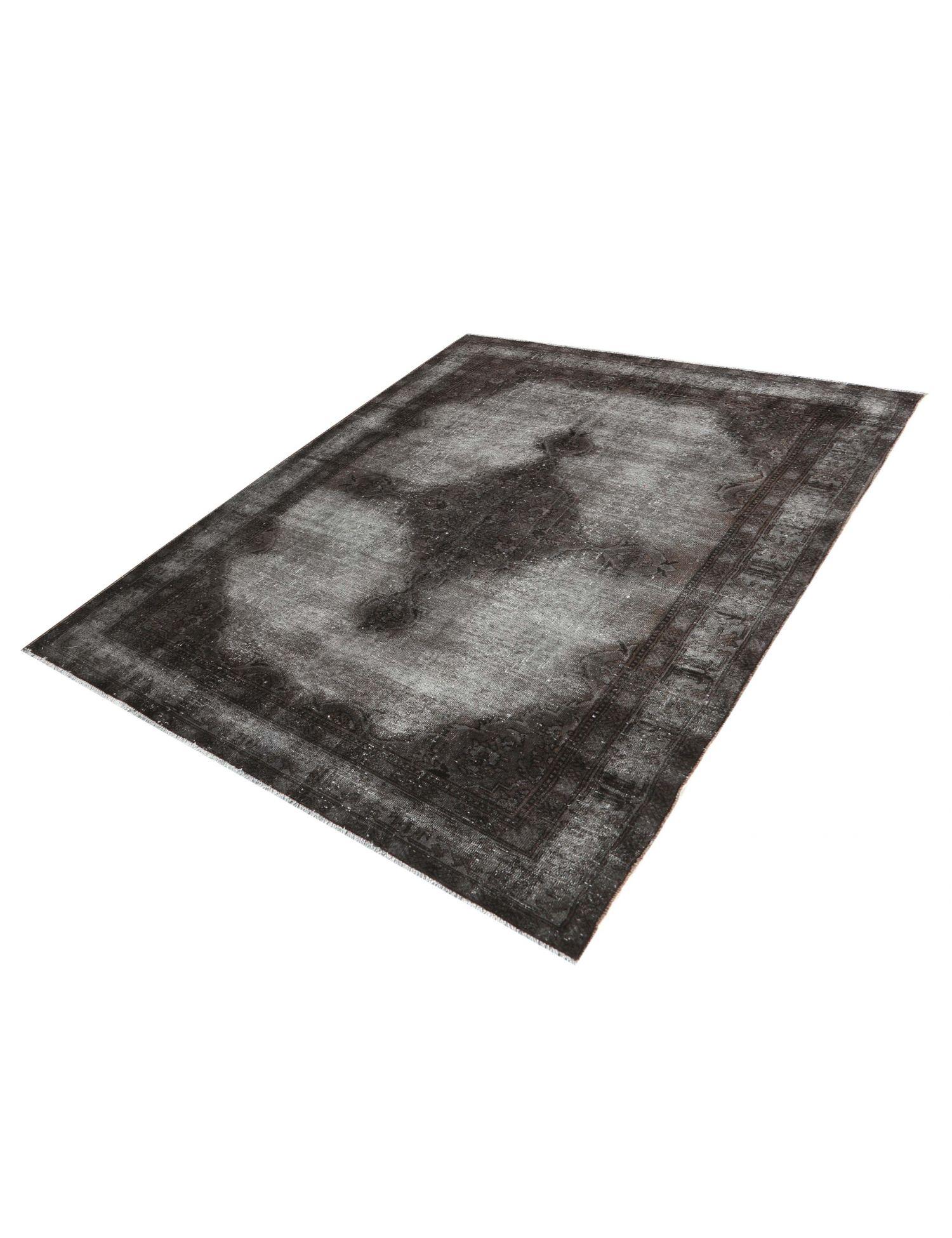 Vintage Teppich  schwarz <br/>293 x 200 cm