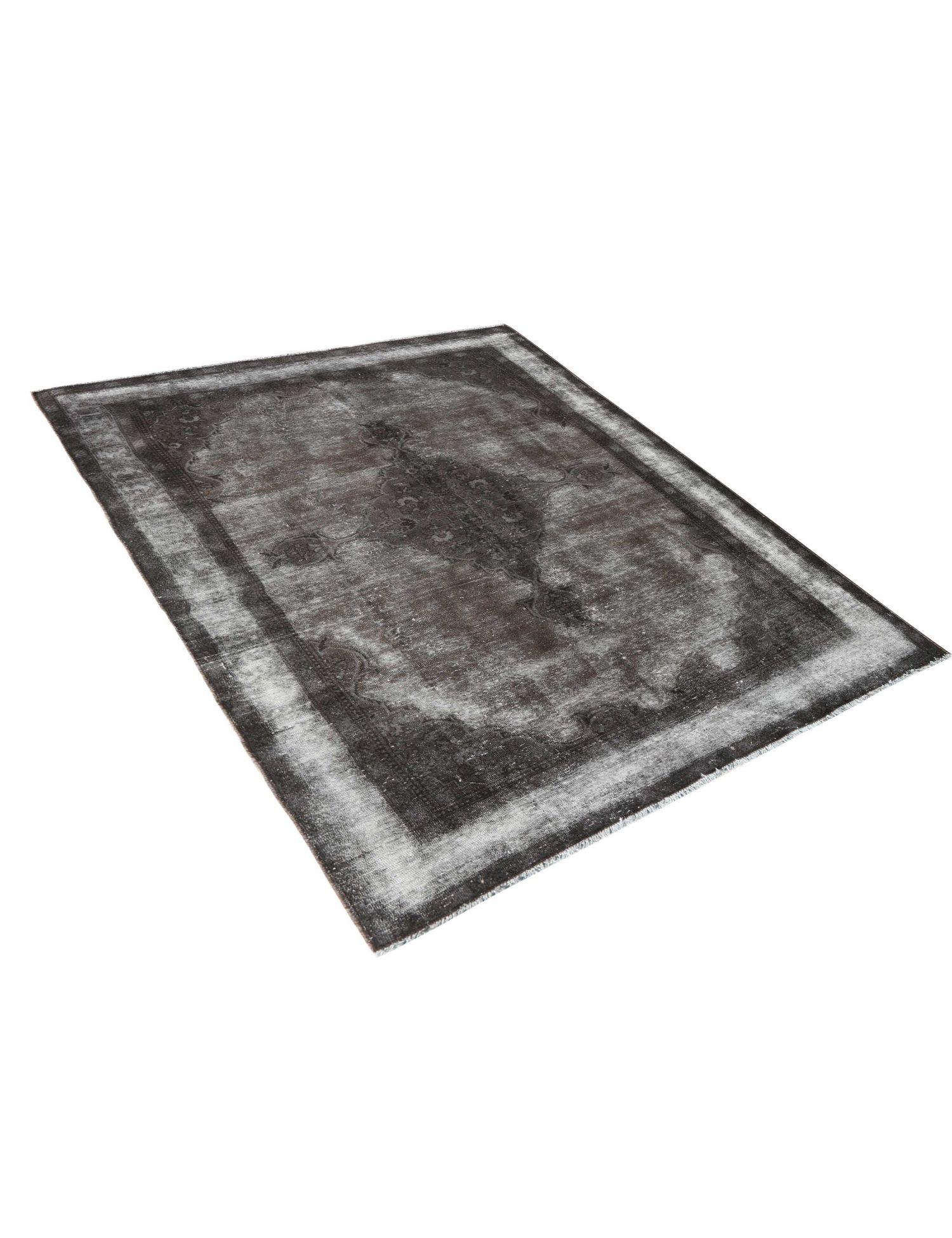 Vintage Teppich  schwarz <br/>295 x 200 cm