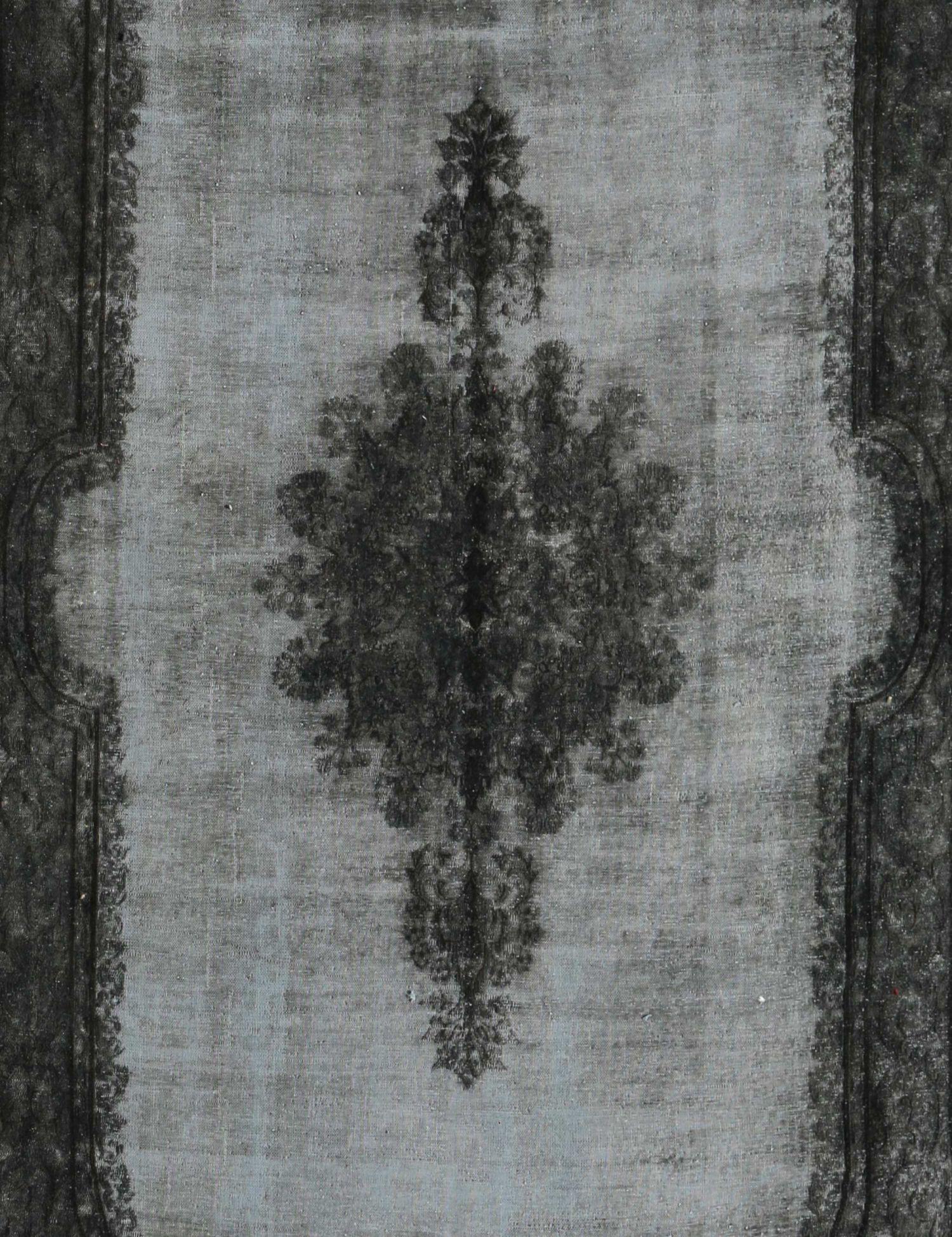 Tappeto Vintage  nero <br/>350 x 227 cm