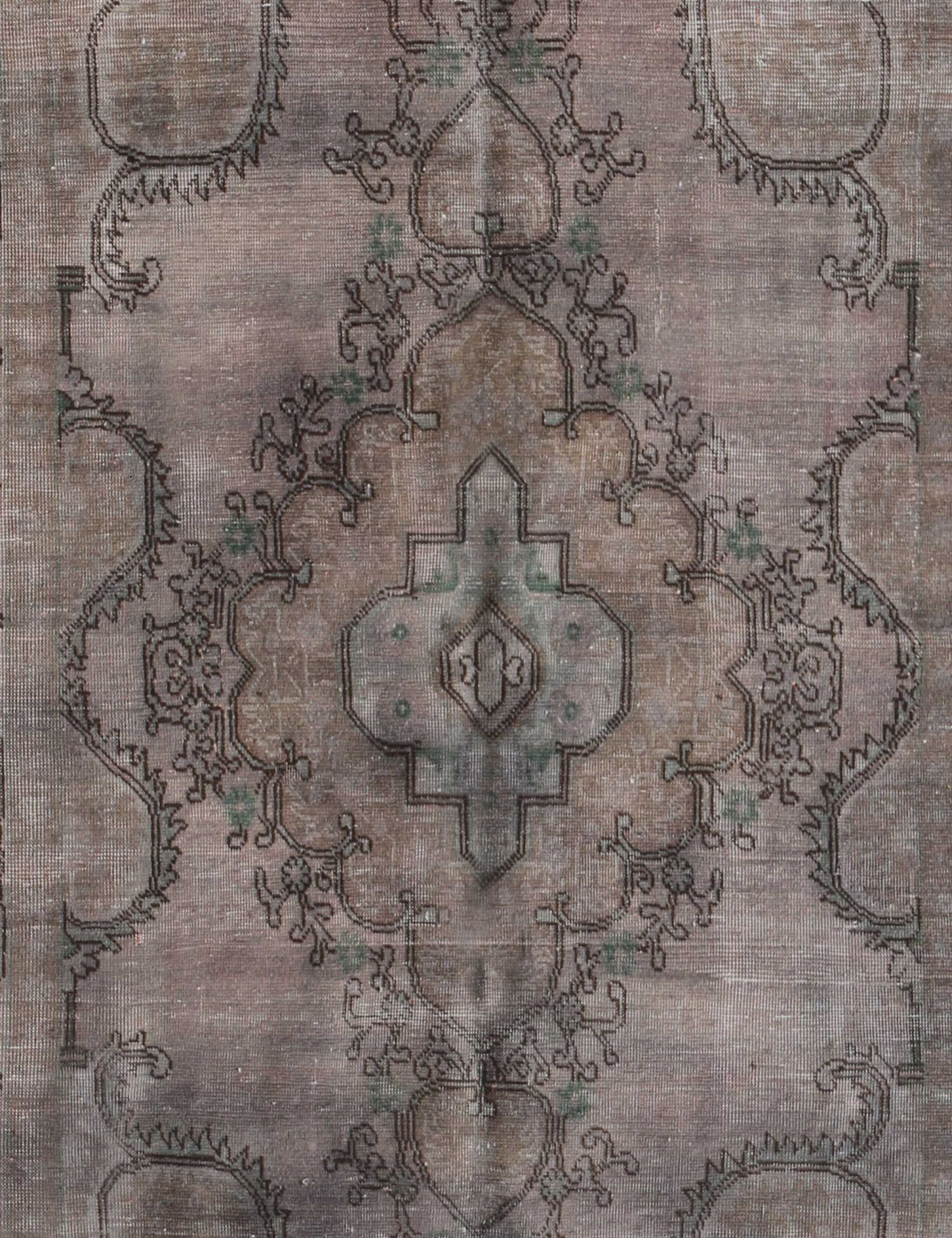 Tappeto Vintage  marrone <br/>287 x 187 cm