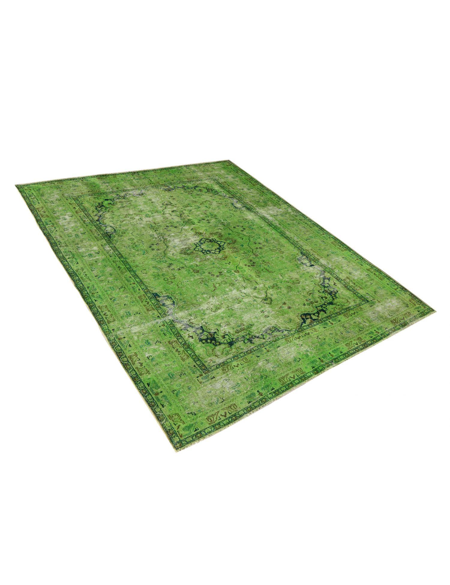 Tappeto Vintage  verde <br/>284 x 194 cm