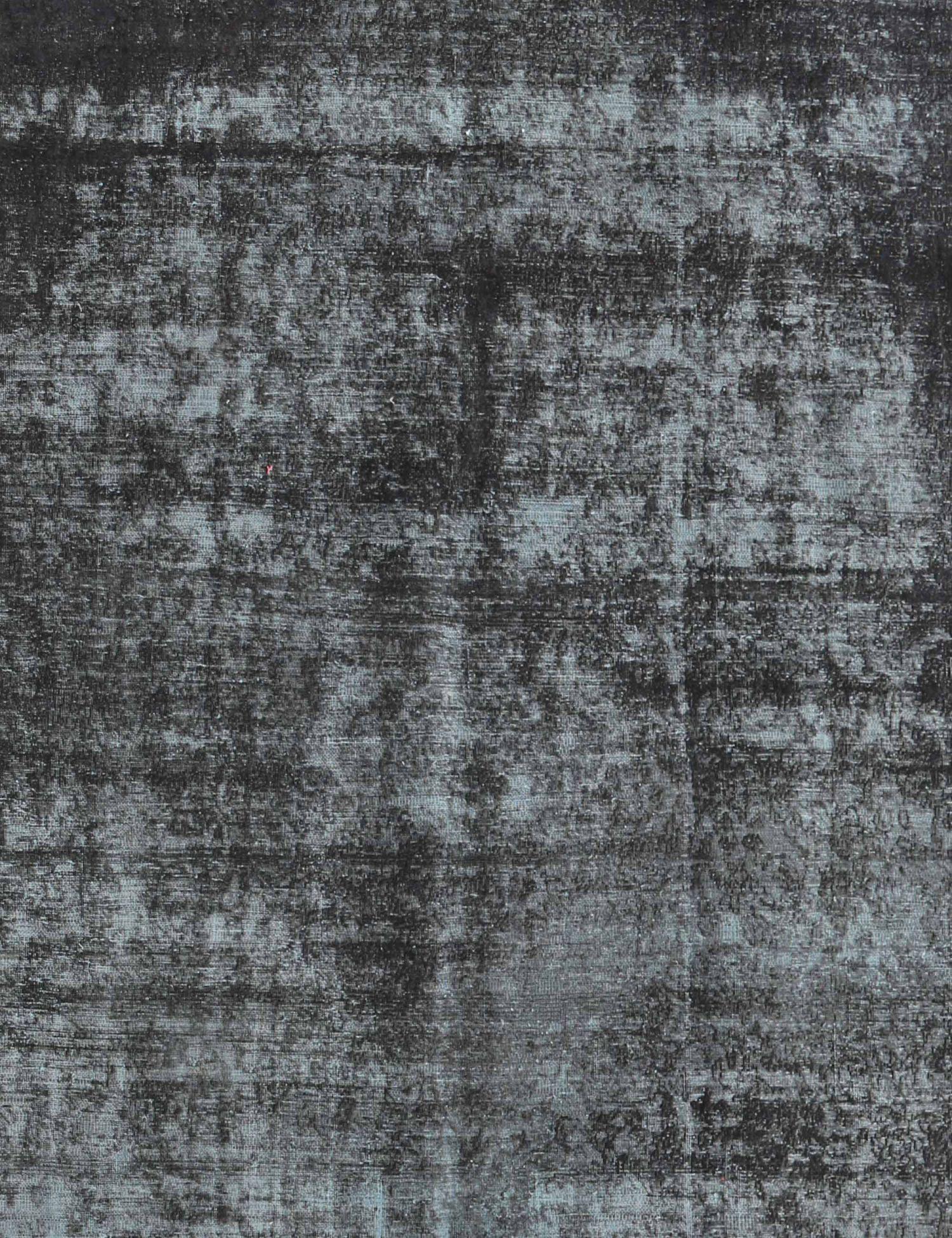 Vintage Teppich  schwarz <br/>380 x 280 cm