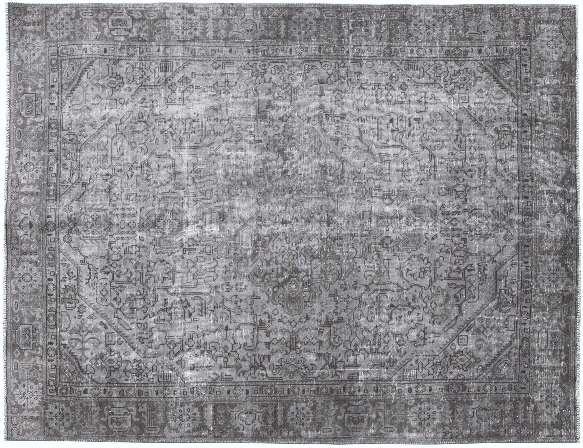 Vintage Teppich  grau <br/>260 x 182 cm