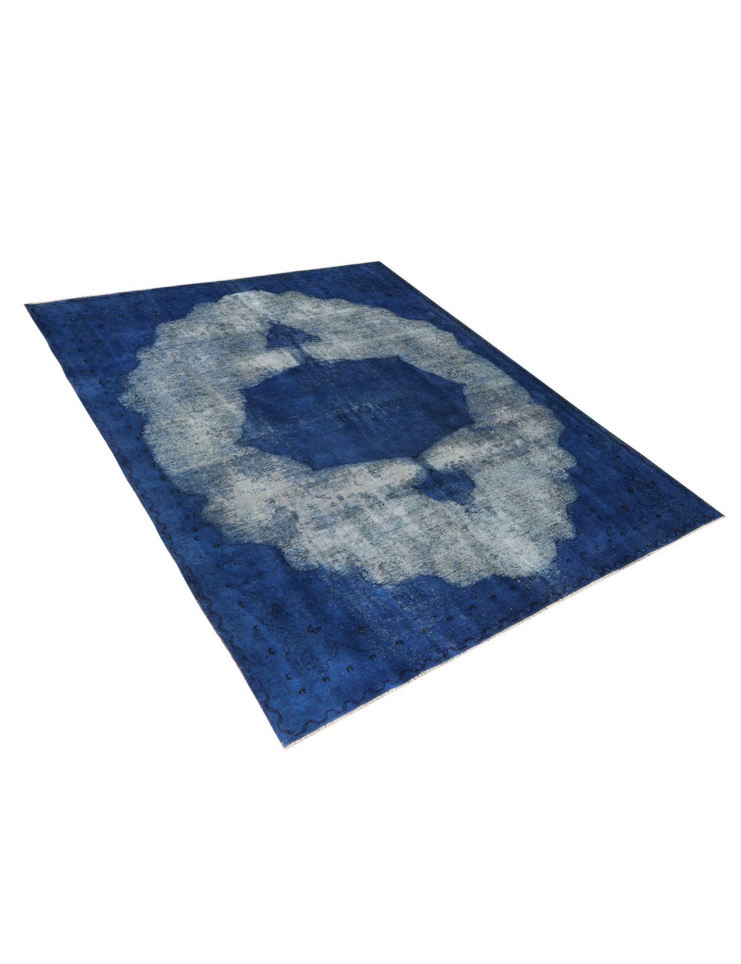Vintage Teppich  blau <br/>318 x 228 cm