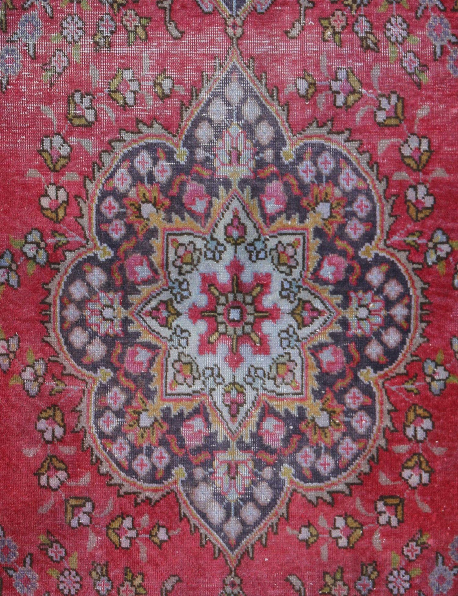 Vintage Teppich  blau <br/>165 x 65 cm