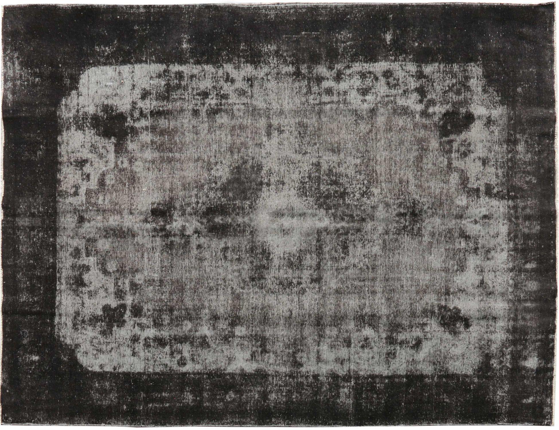 Tappeto Vintage  nero <br/>378 x 290 cm