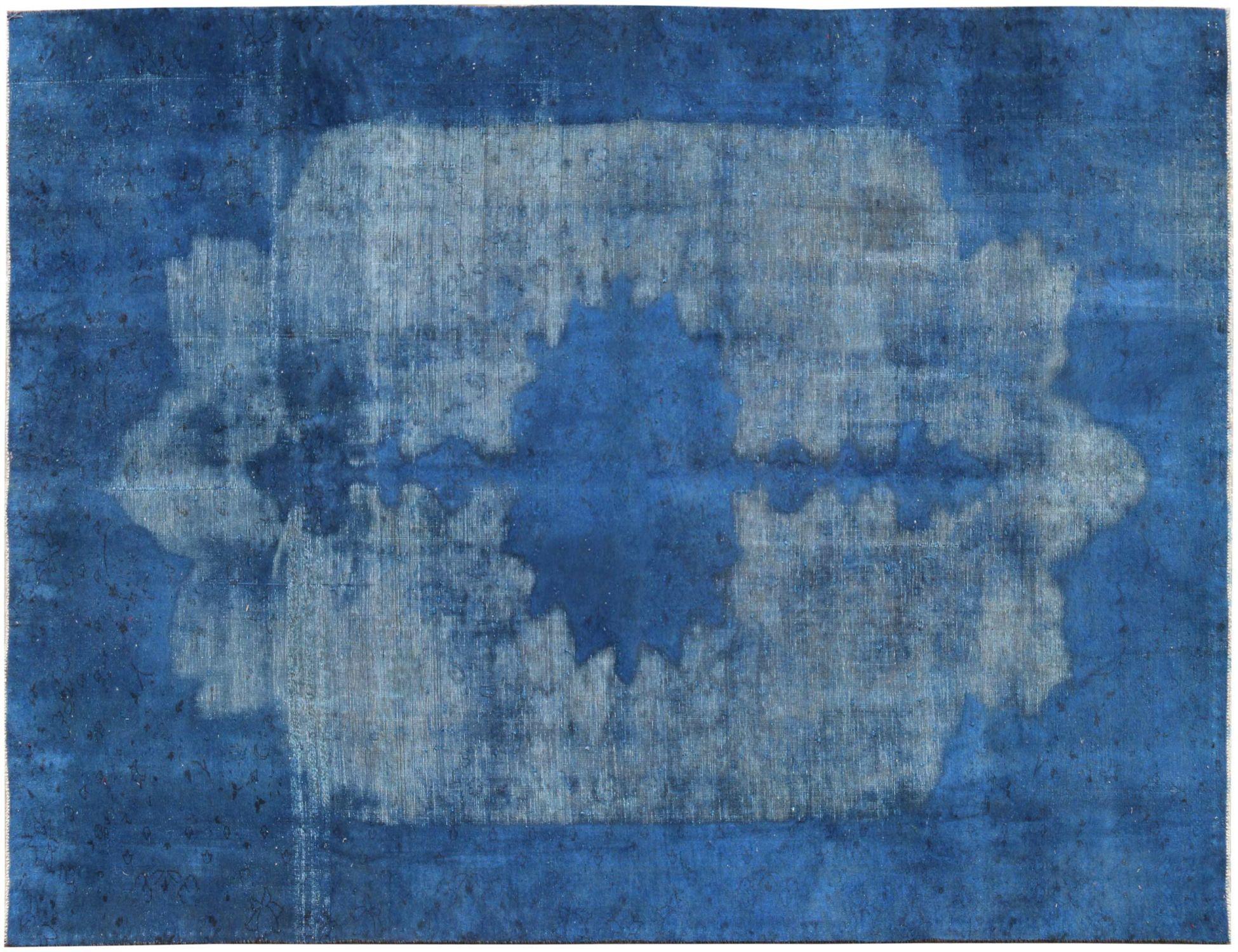 Tappeto Vintage  blu <br/>319 x 190 cm